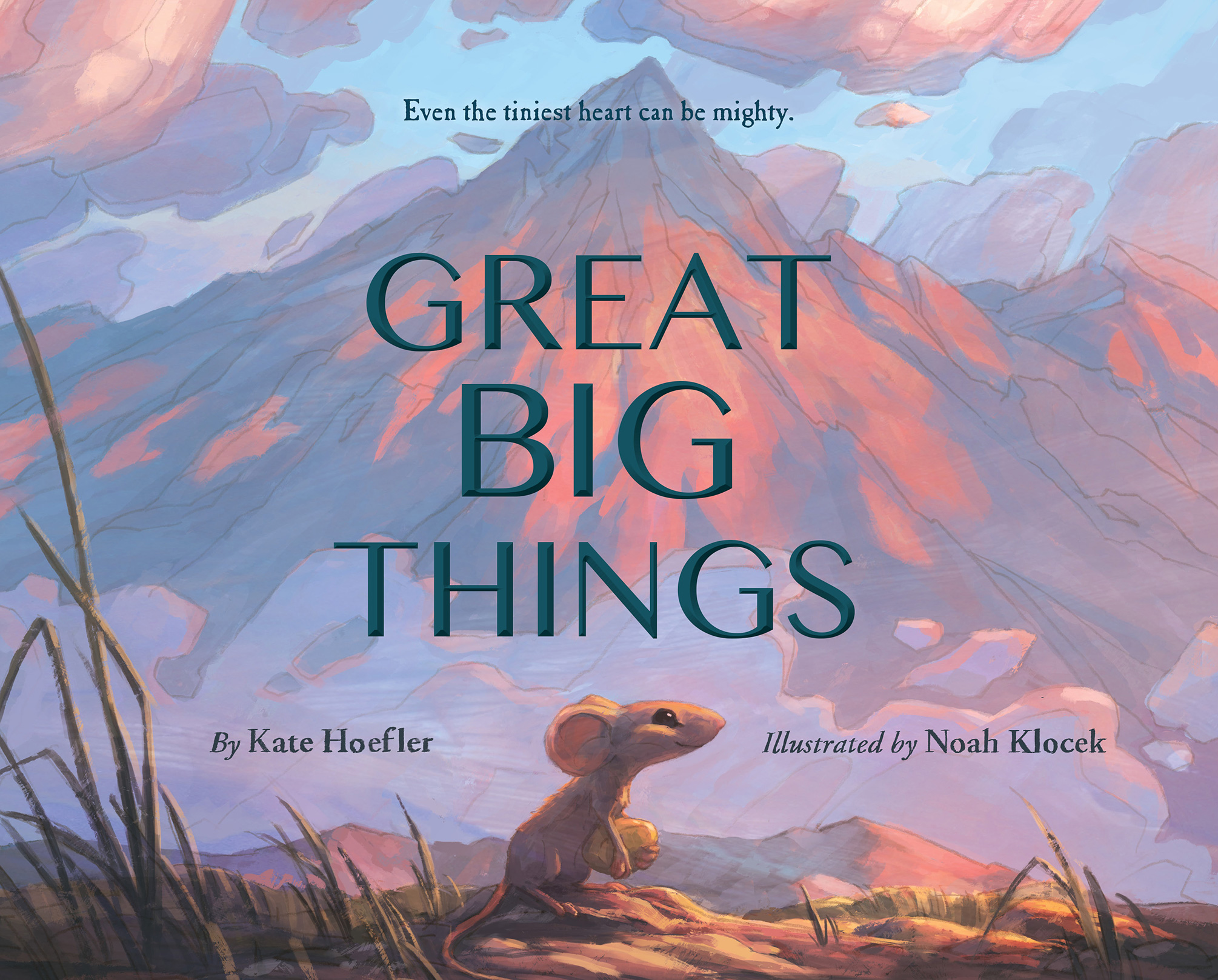 Great Big Things-9780544774773