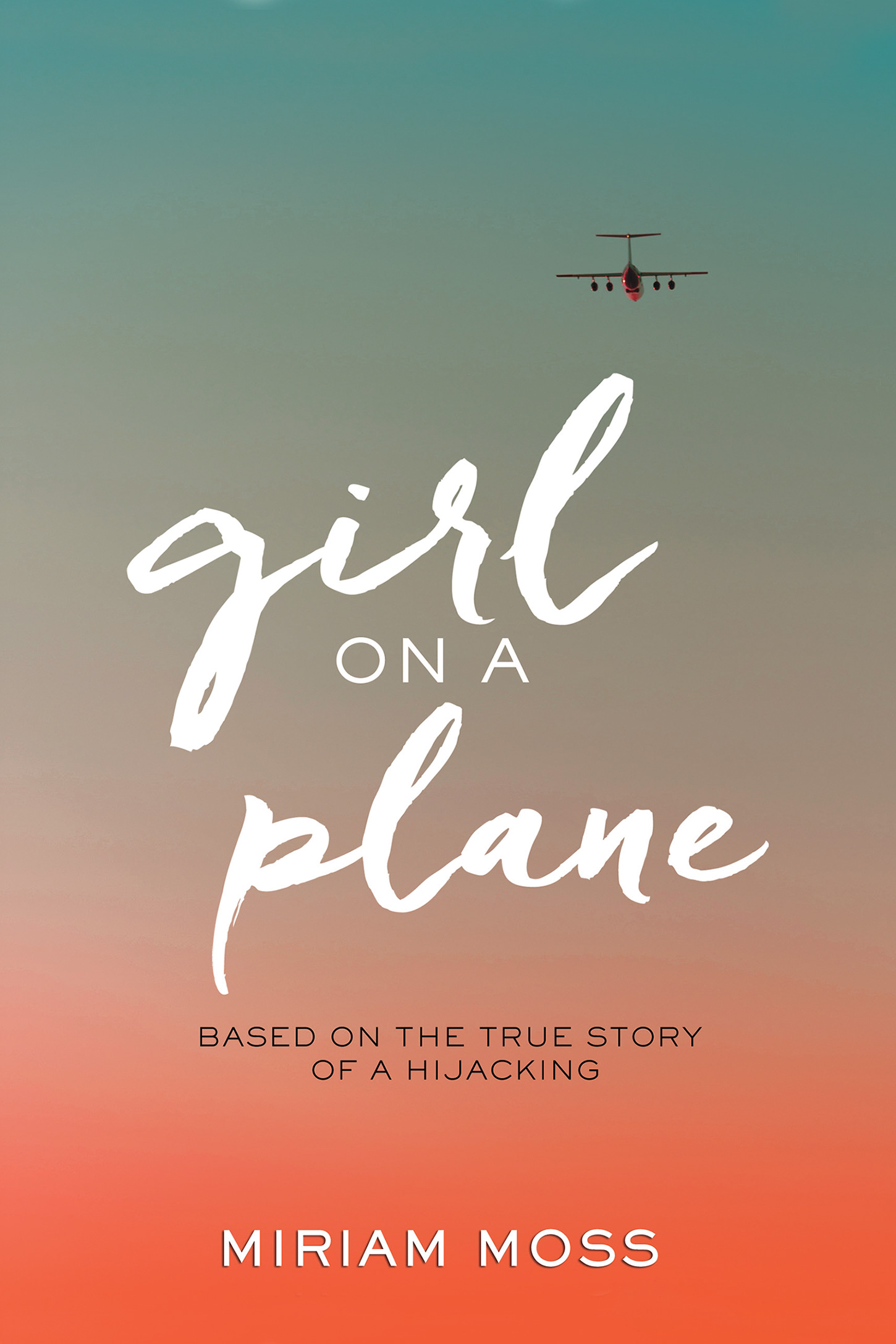Girl on a Plane-9780544783997