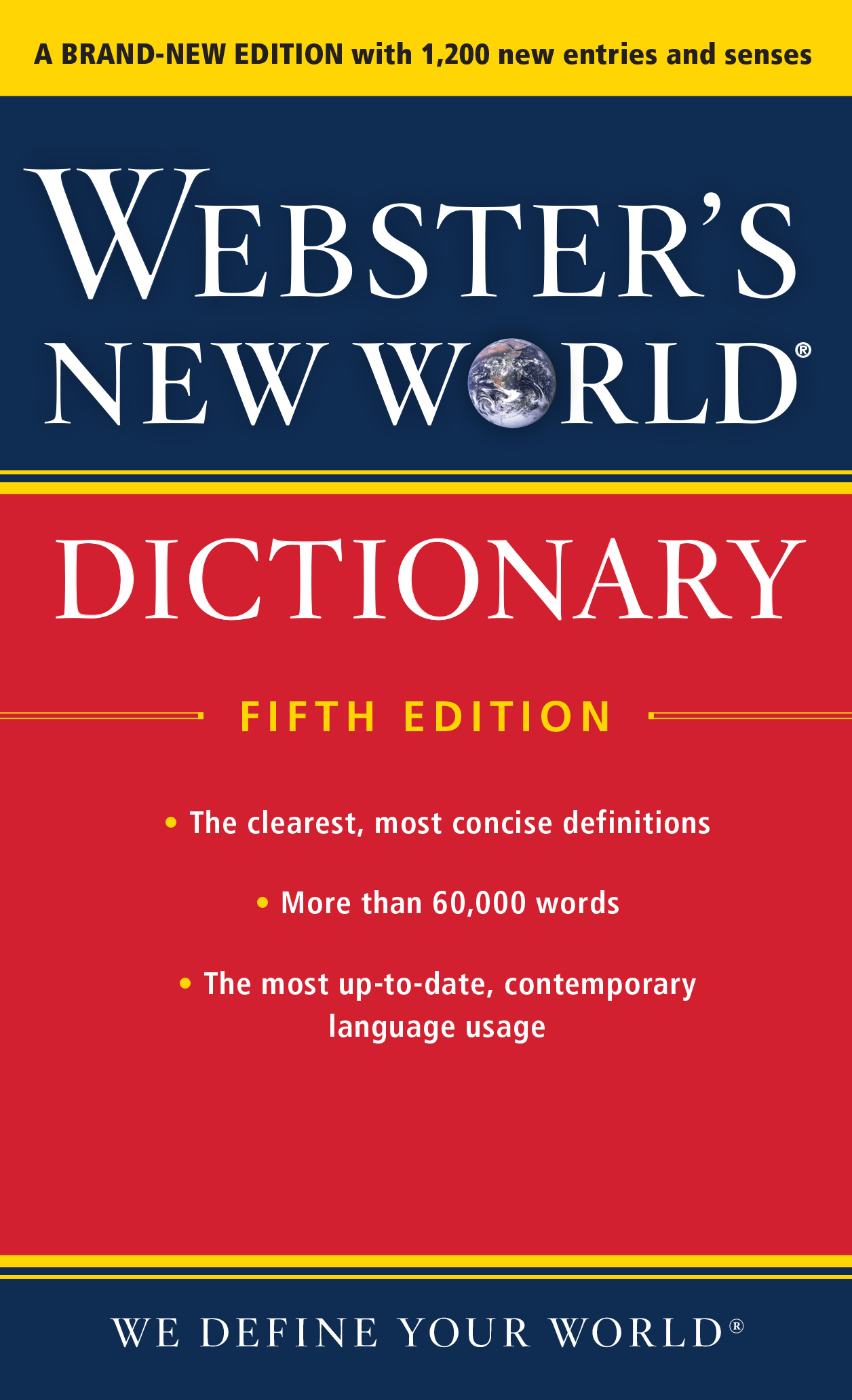Webster's New World Dictionary, Fifth Edition-9780544785670