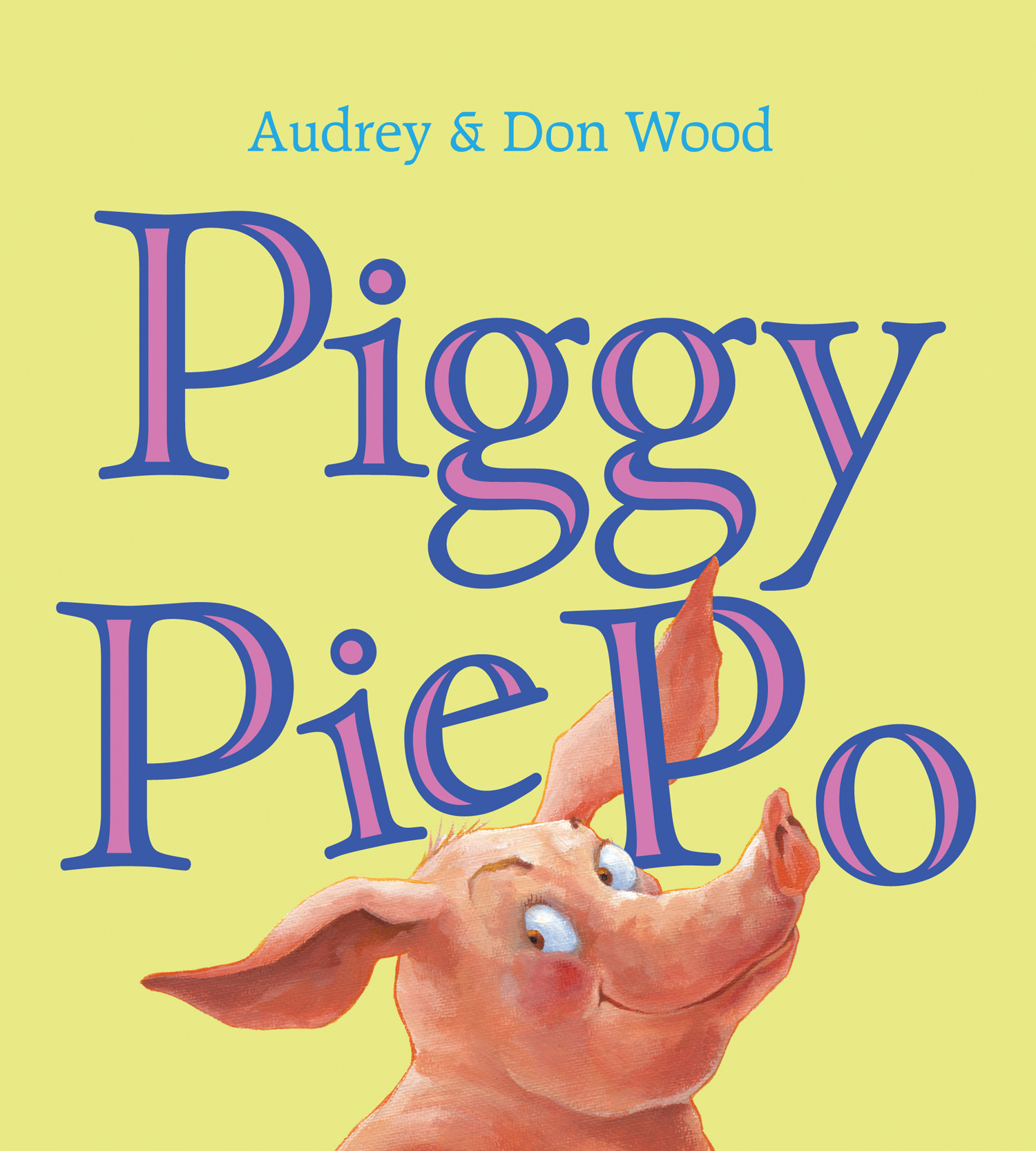 Piggy Pie Po (Board Book)-9780544791138