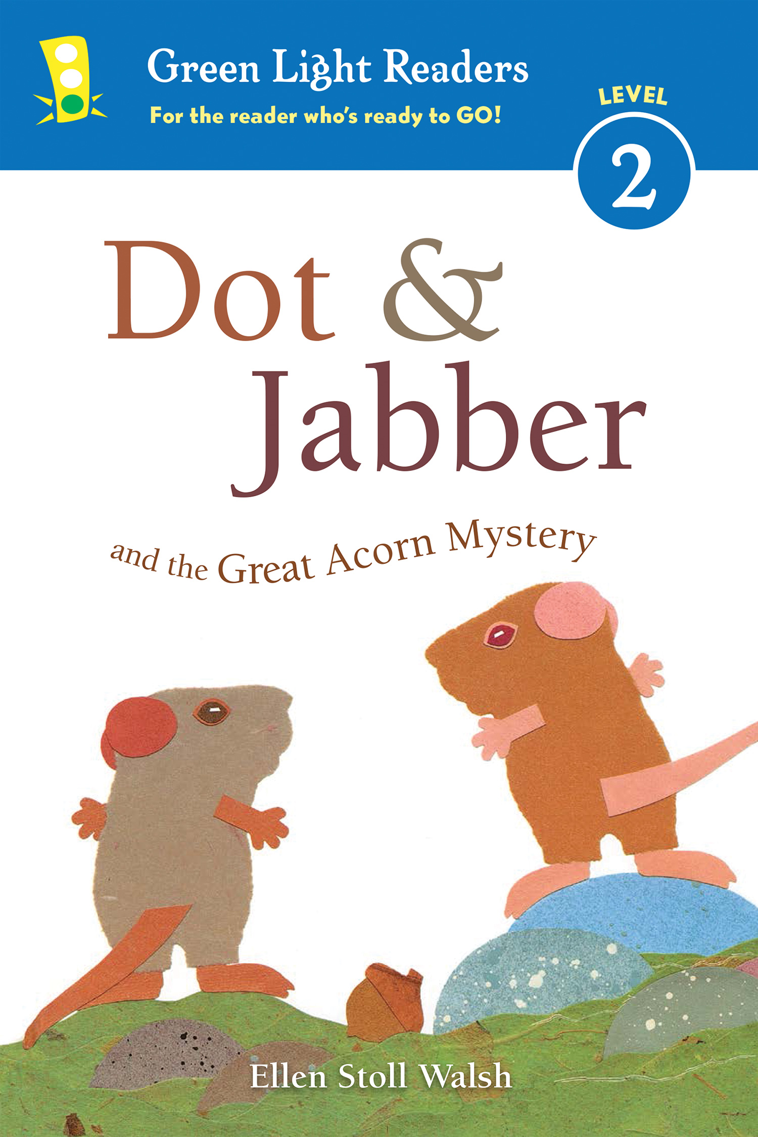 Dot & Jabber and the Great Acorn Mystery-9780544791640