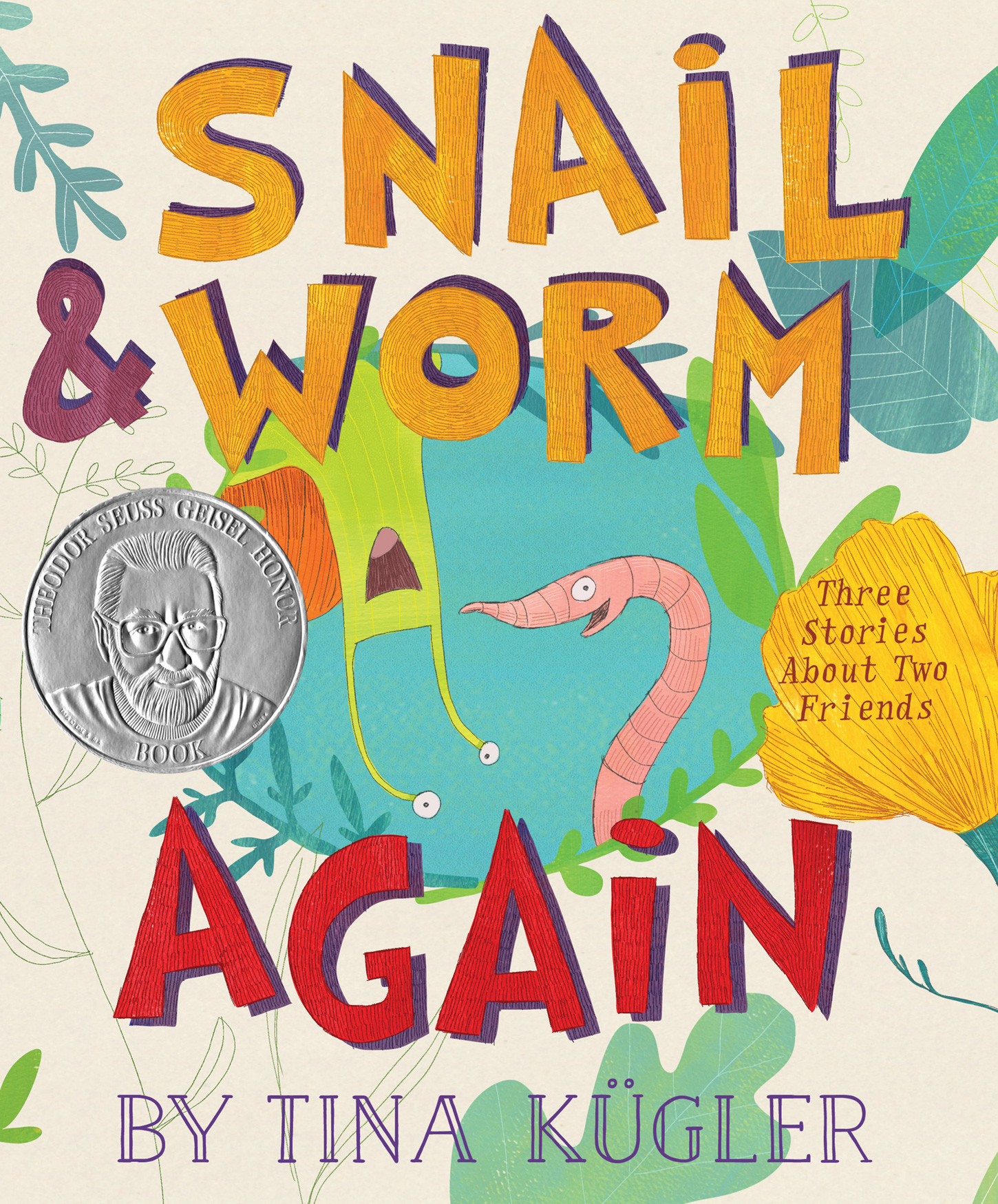 Snail and Worm Again-9780544792494
