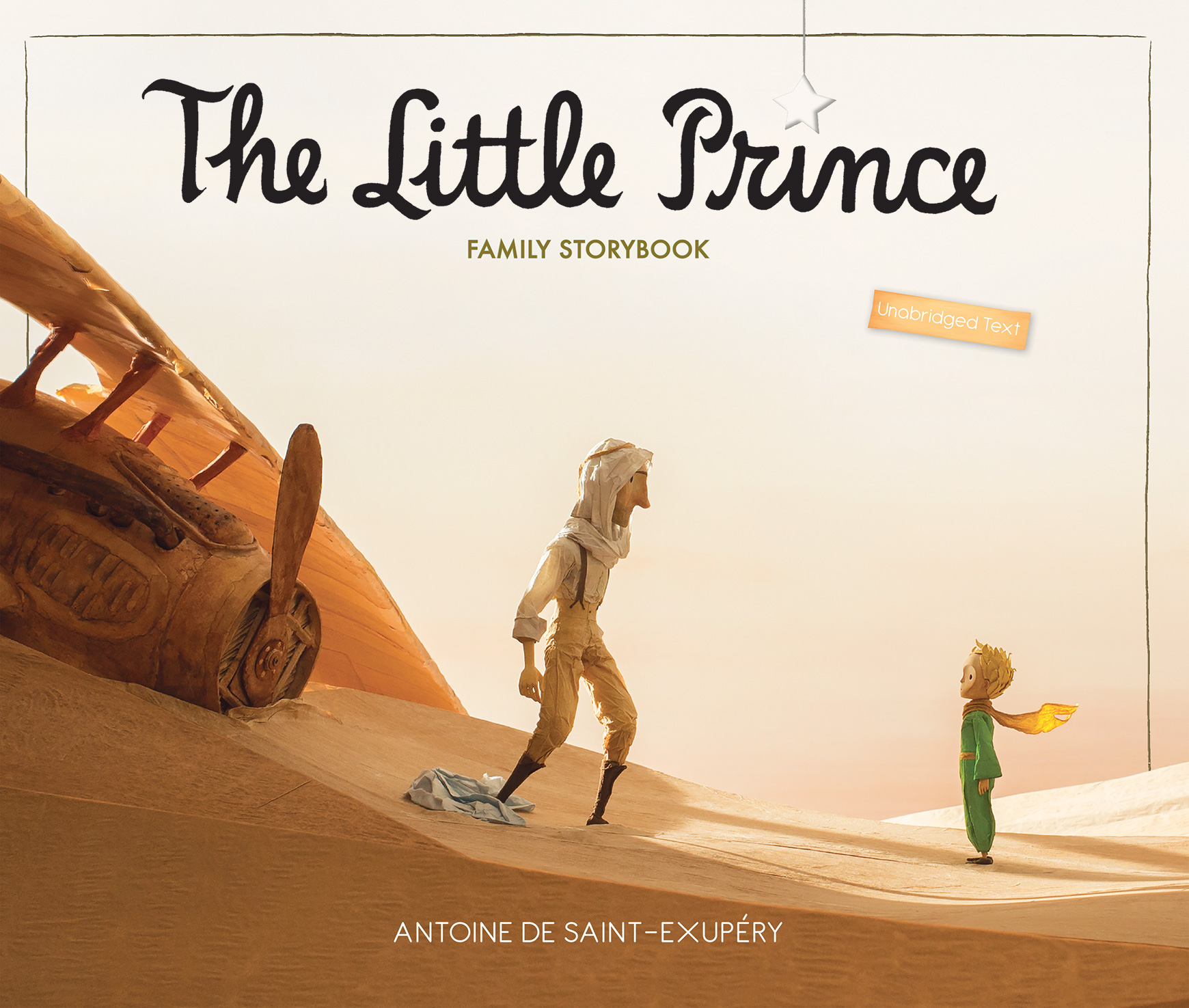 The Little Prince Family Storybook-9780544792562