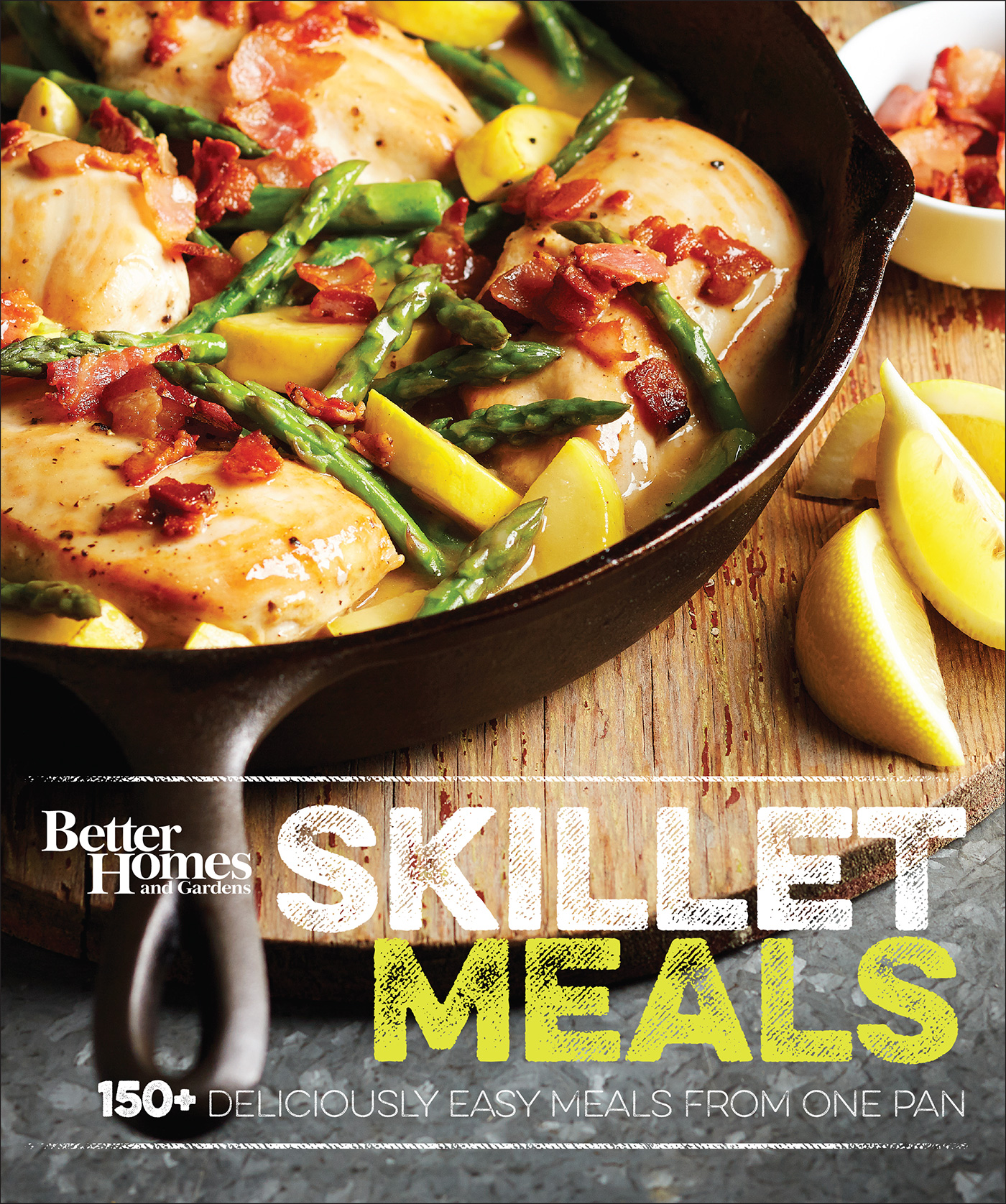 Better Homes and Gardens Skillet Meals-9780544800878