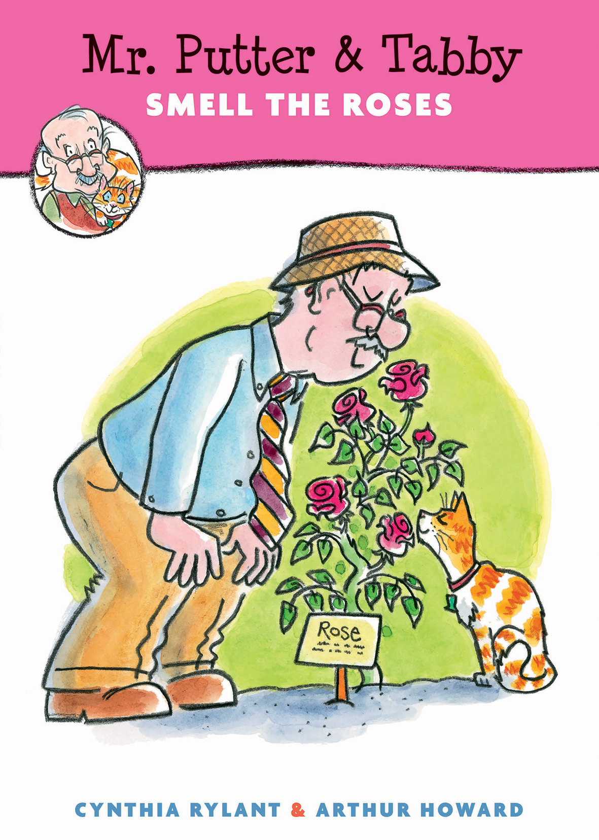 Mr. Putter & Tabby Smell the Roses-9780544809079