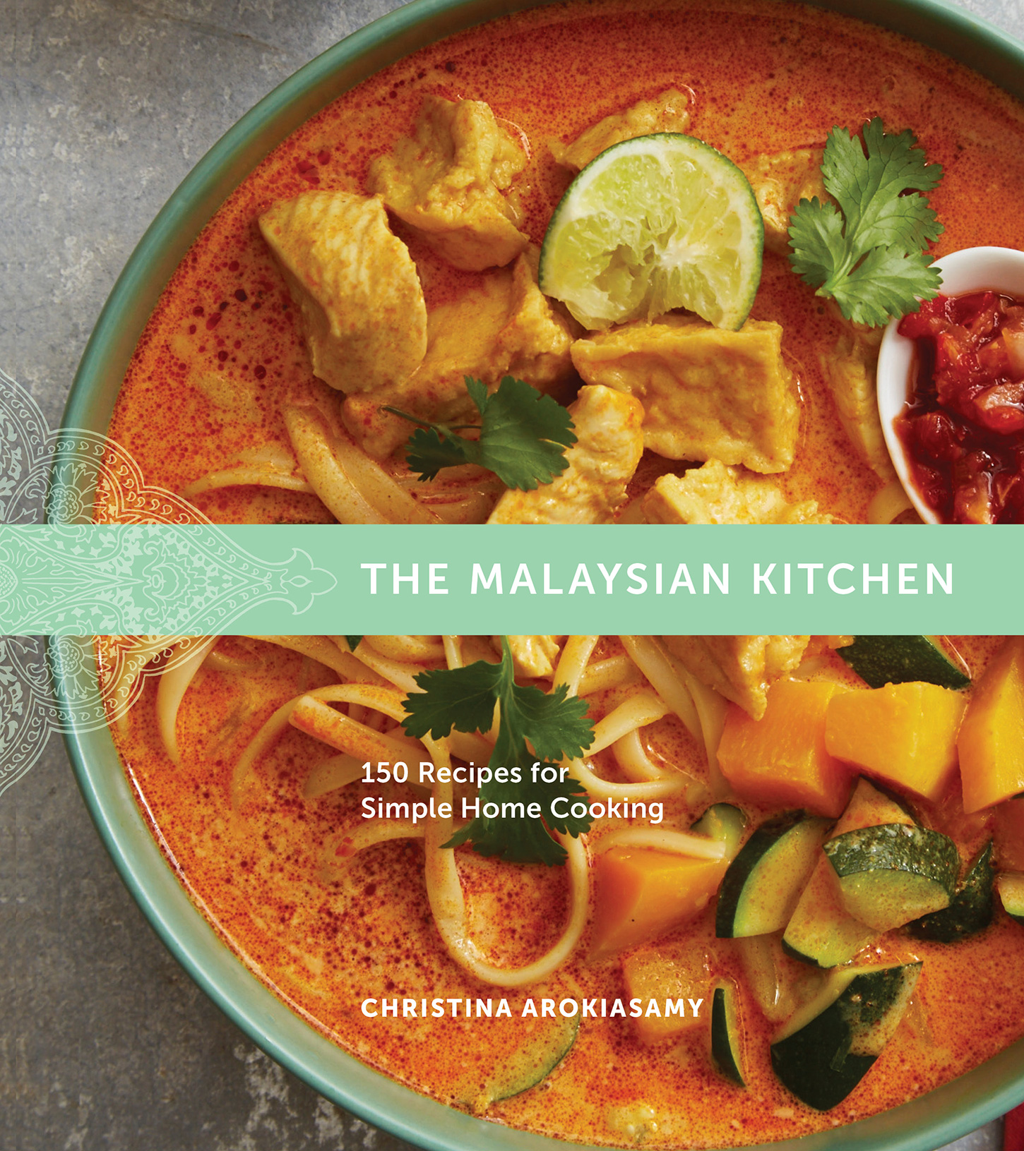 The Malaysian Kitchen-9780544809994