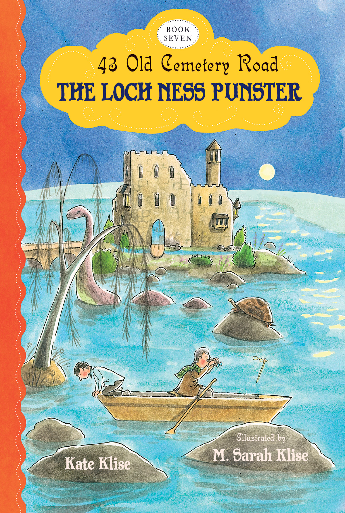 The Loch Ness Punster-9780544810853