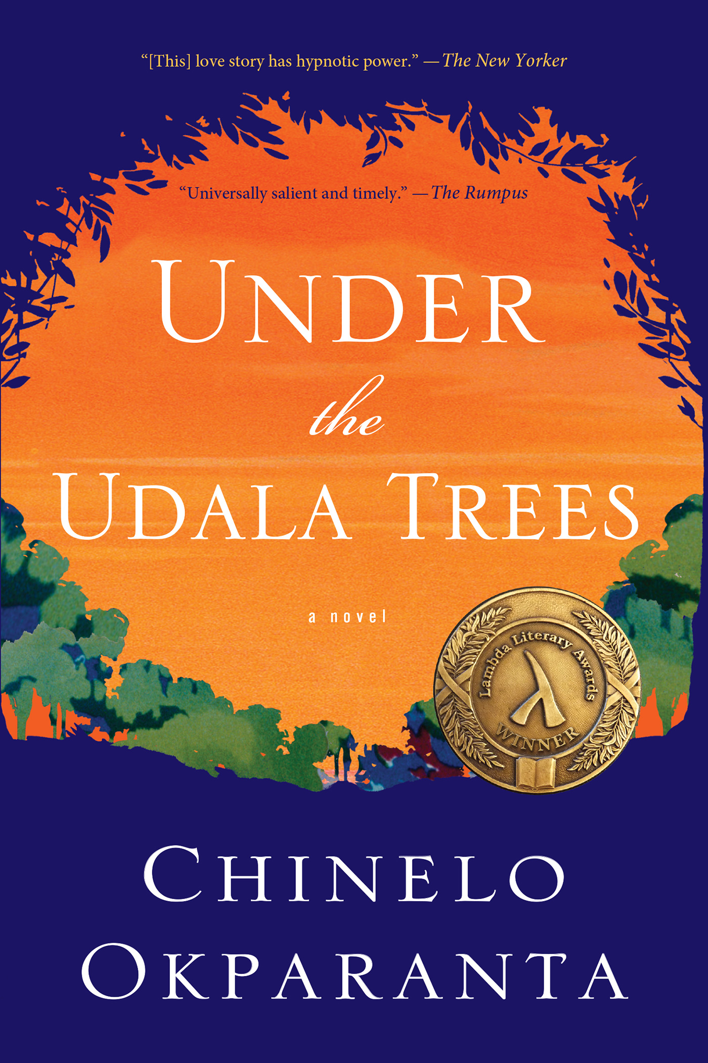 Under the Udala Trees-9780544811799
