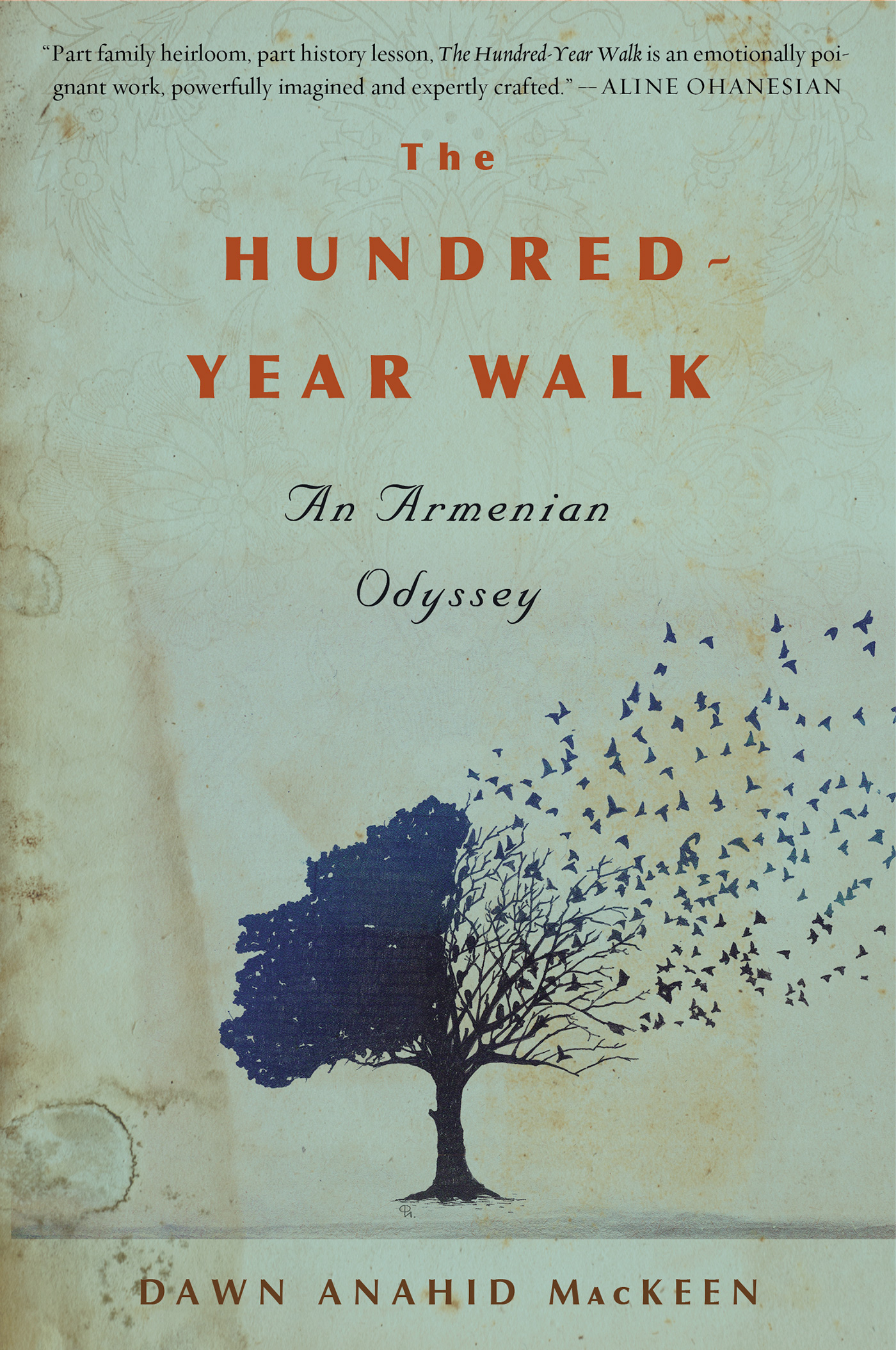 The Hundred-Year Walk-9780544811942