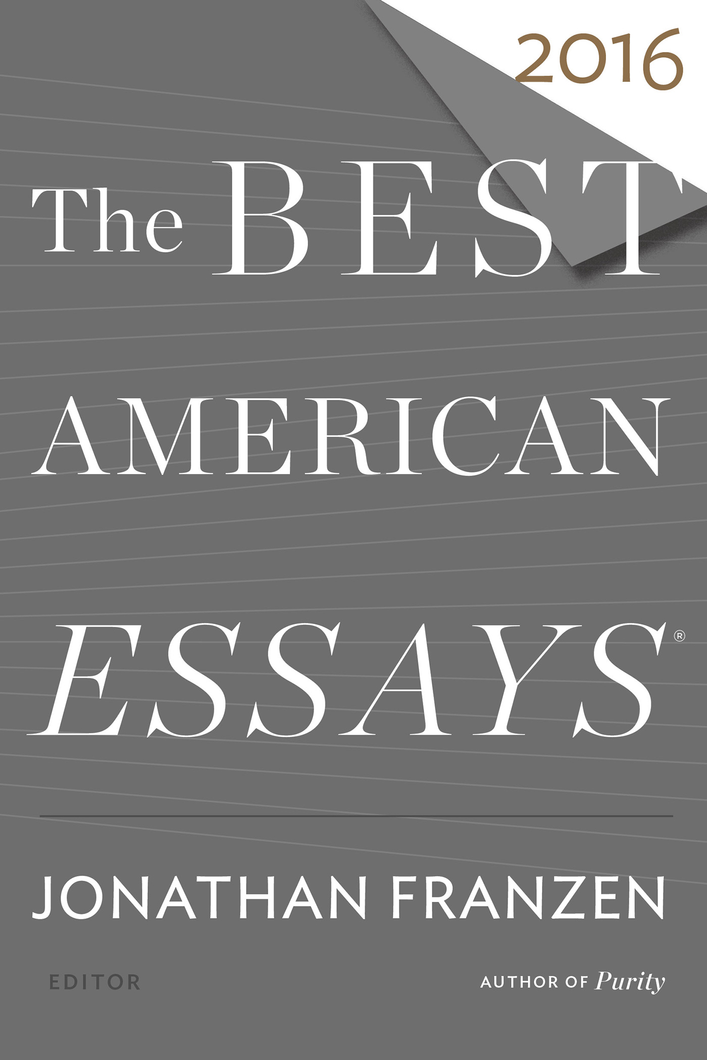 The Best American Essays 2016-9780544812109