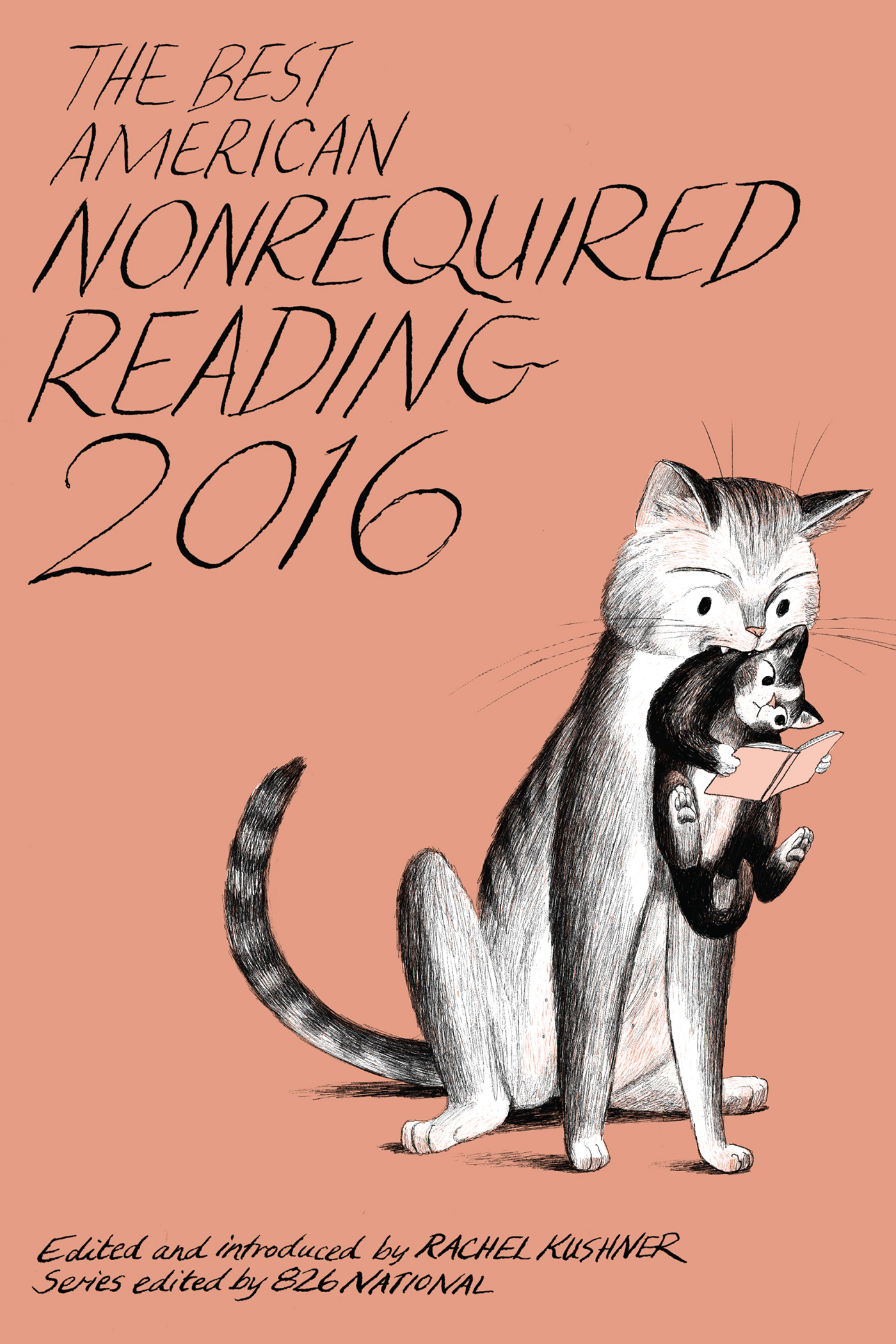 The Best American Nonrequired Reading 2016-9780544812116