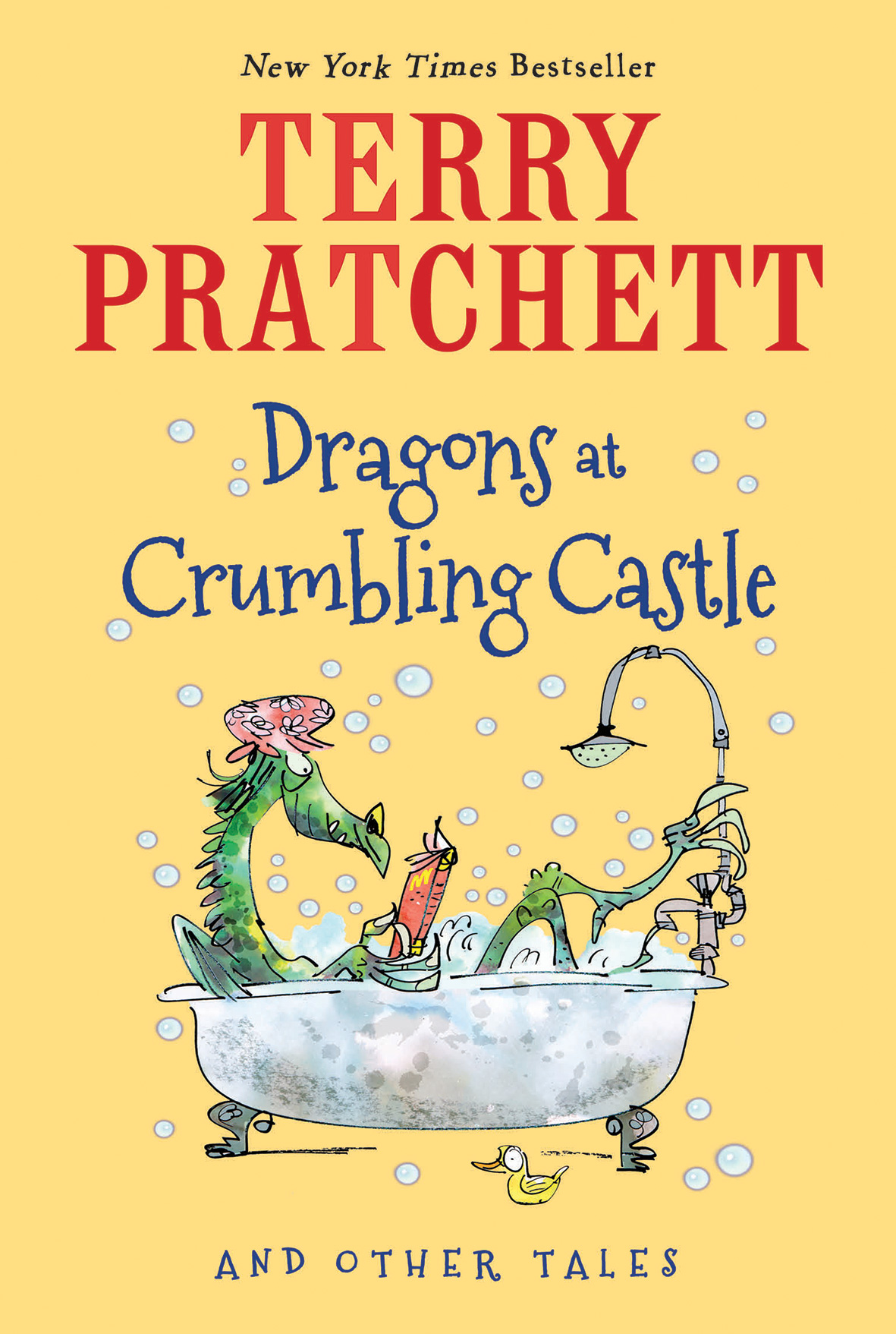 Dragons at Crumbling Castle-9780544813137