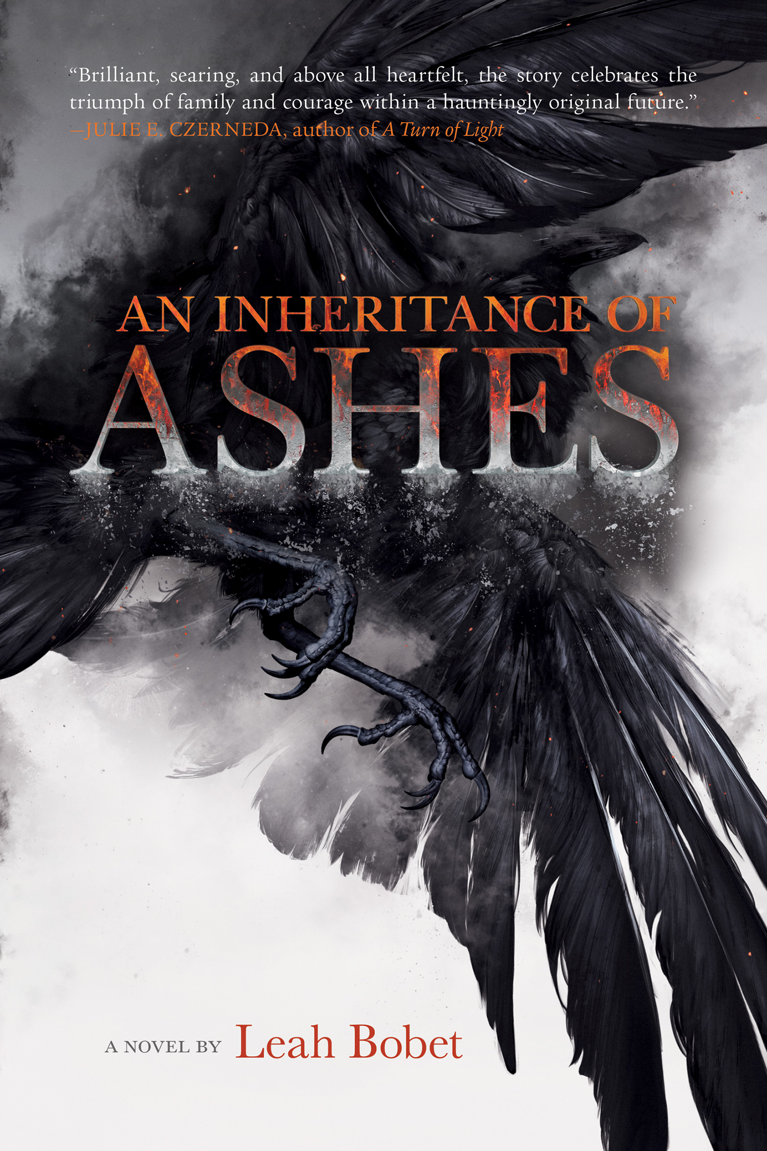 An Inheritance of Ashes-9780544813229