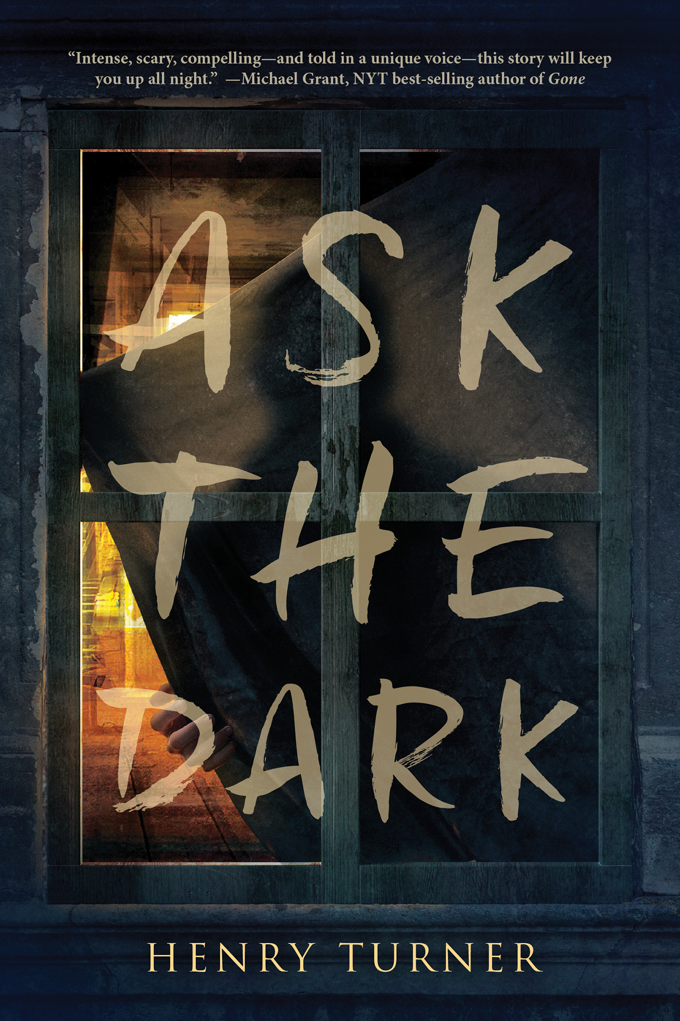 Ask the Dark-9780544813533