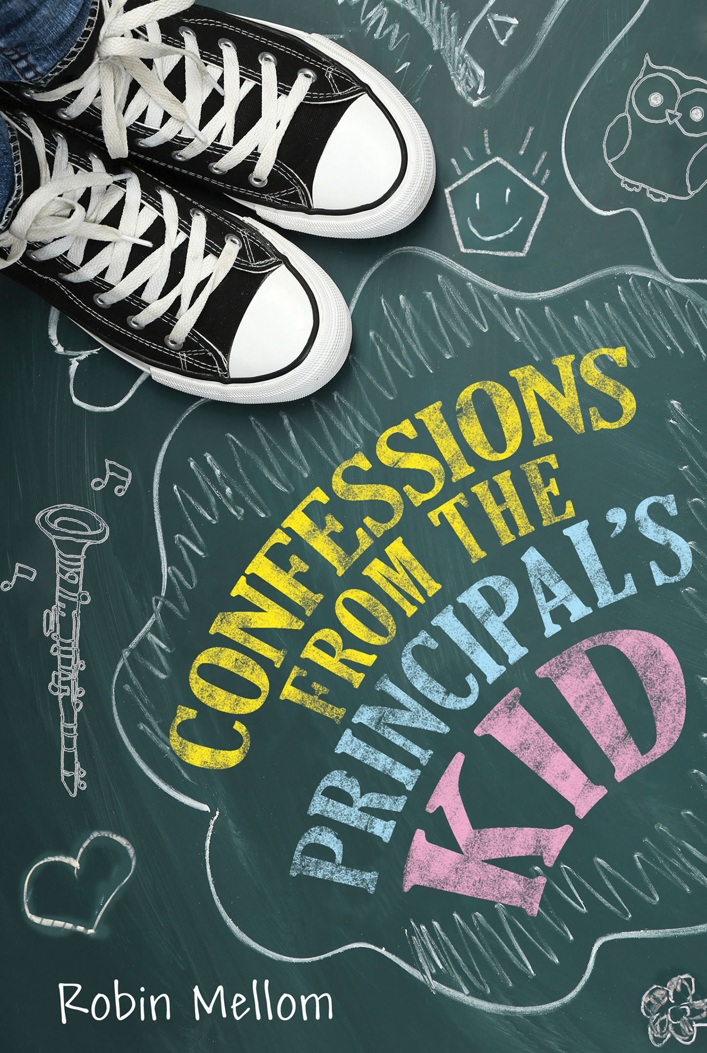 Confessions from the Principal's Kid-9780544813793