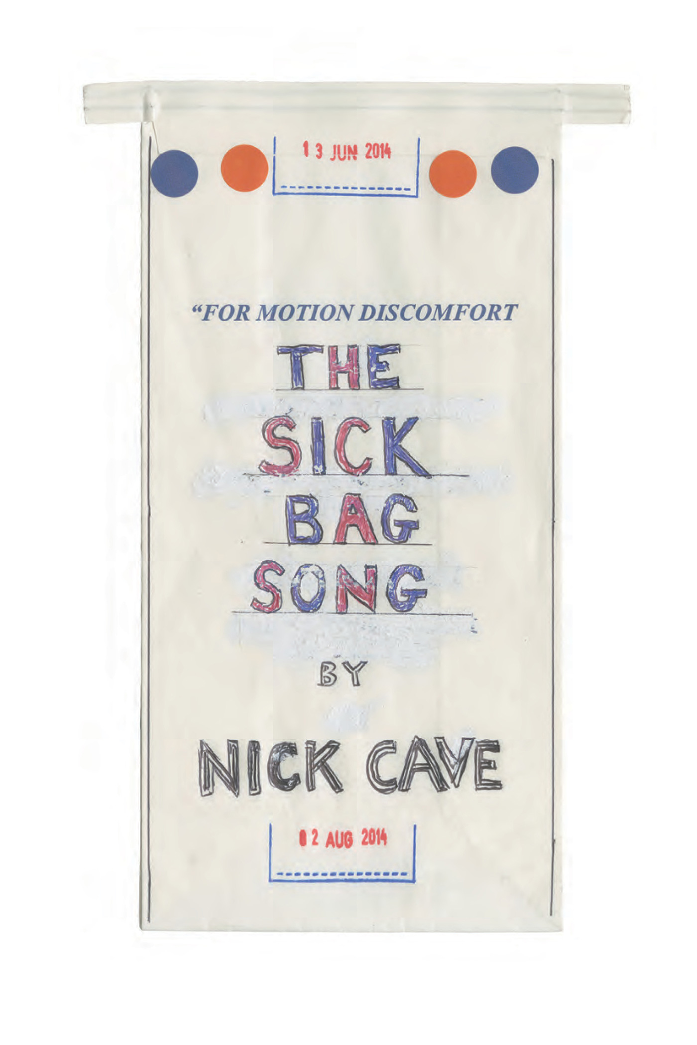 The Sick Bag Song-9780544814653