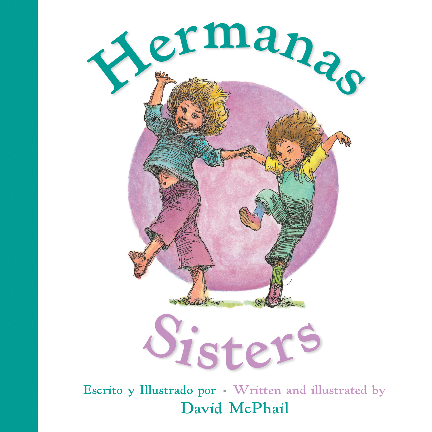 Hermanas/Sisters (Bilingual Board Book)-9780544817319