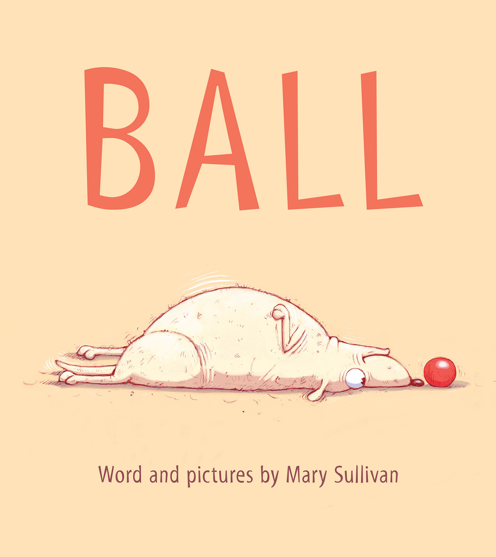 Ball (lap board book)-9780544819016