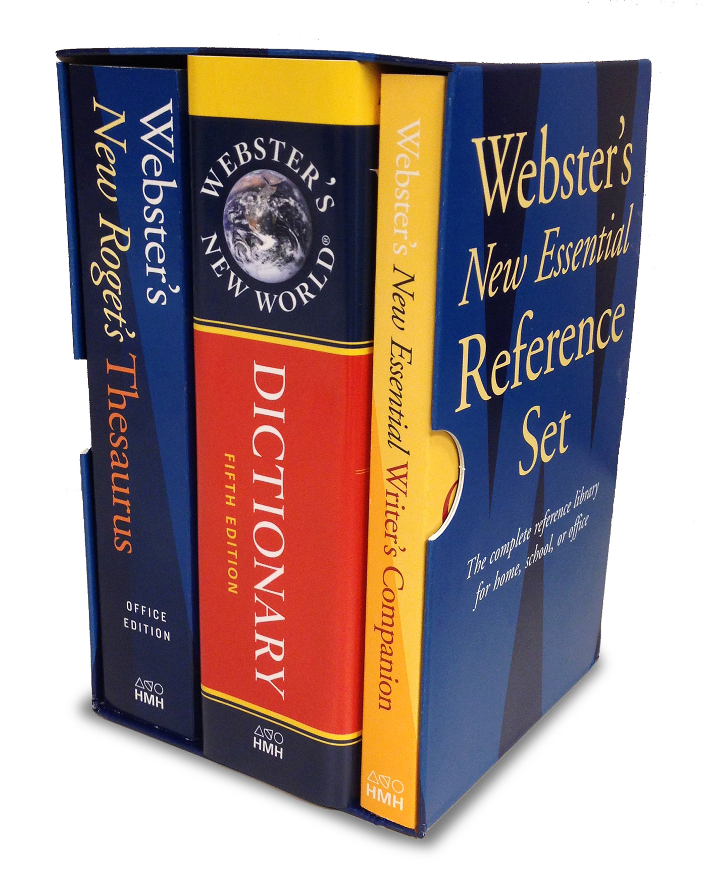 Webster's New Essential Reference Set-9780544822986