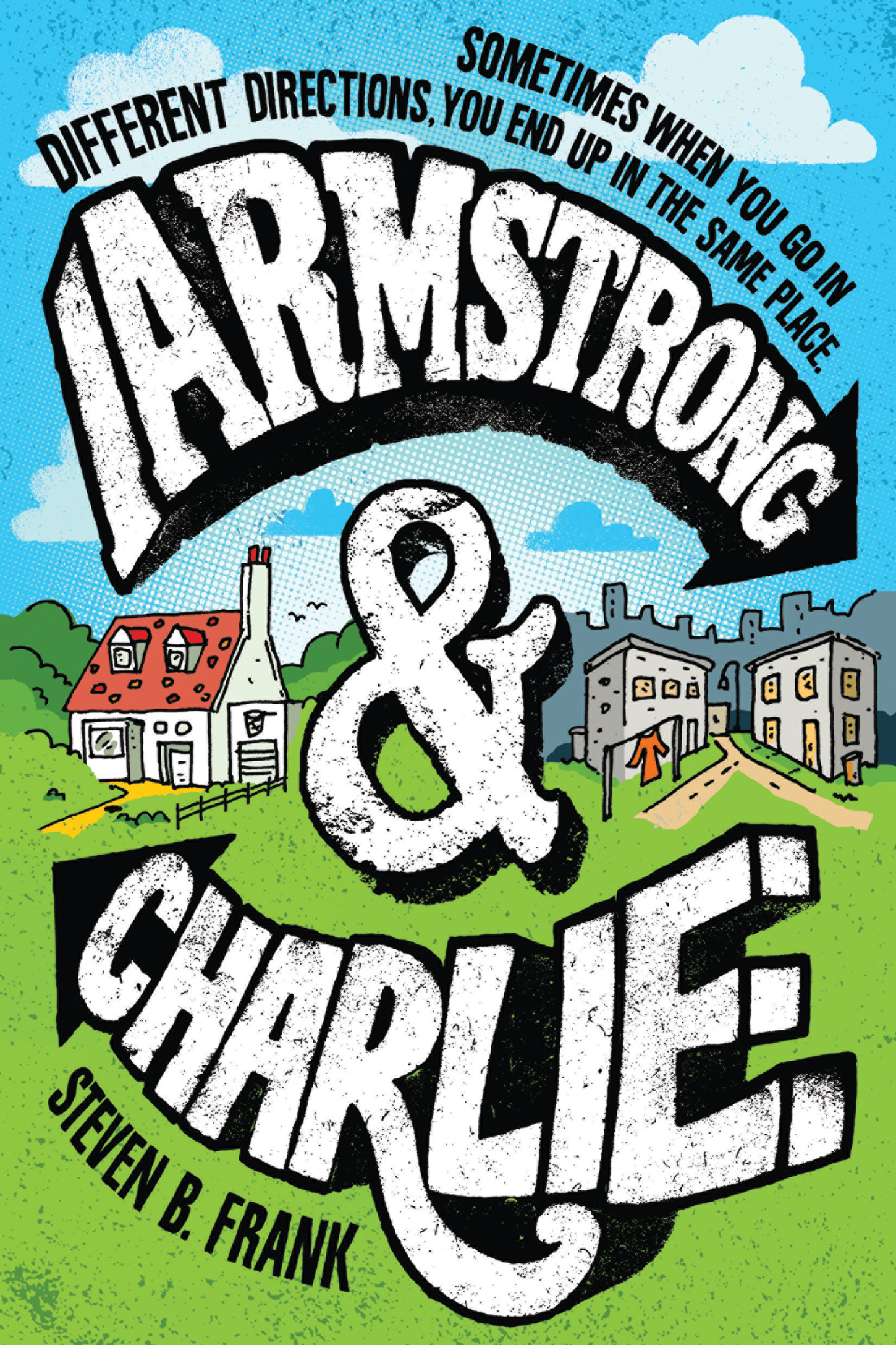 Armstrong and Charlie-9780544826083
