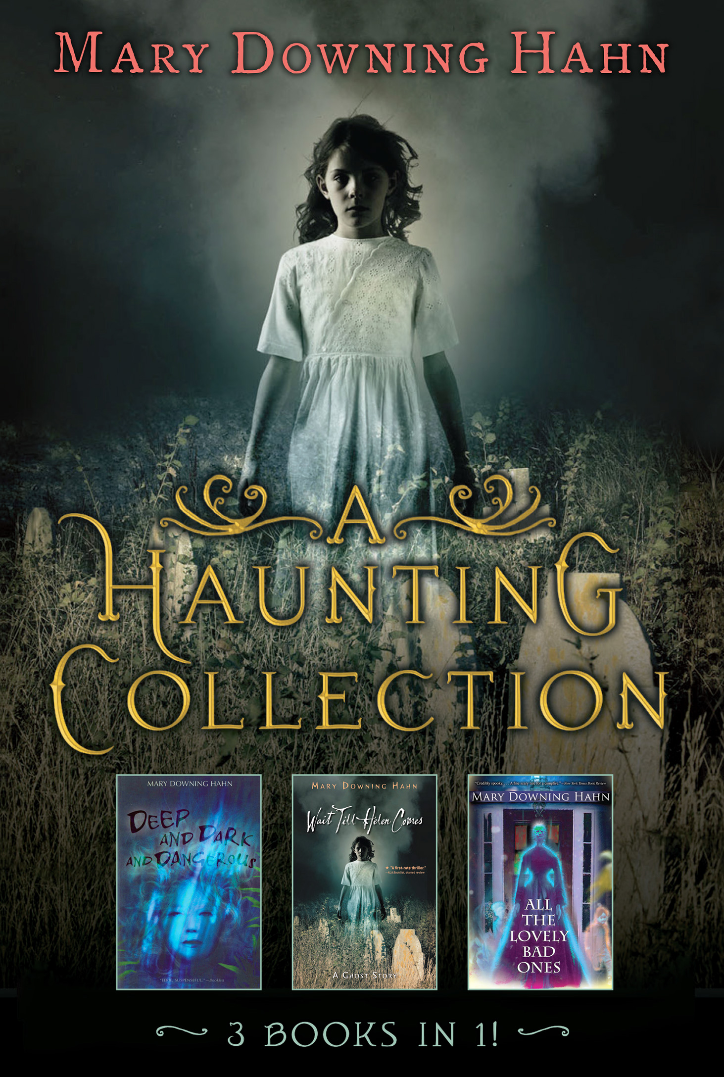 A Haunting Collection by Mary Downing Hahn-9780547880839