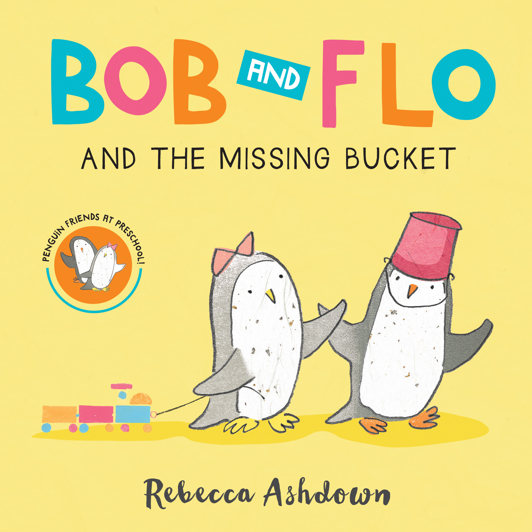 Bob and Flo and the Missing Bucket (Board Book)-9780544867116