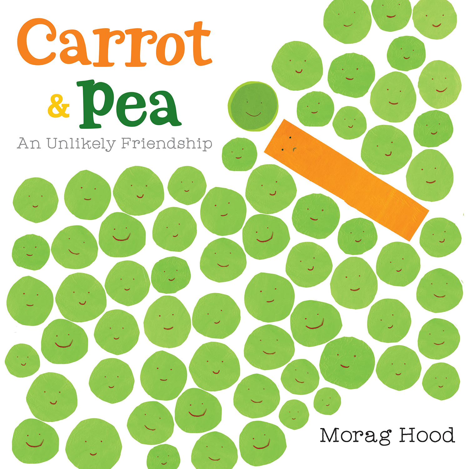 Carrot and Pea-9780544868427