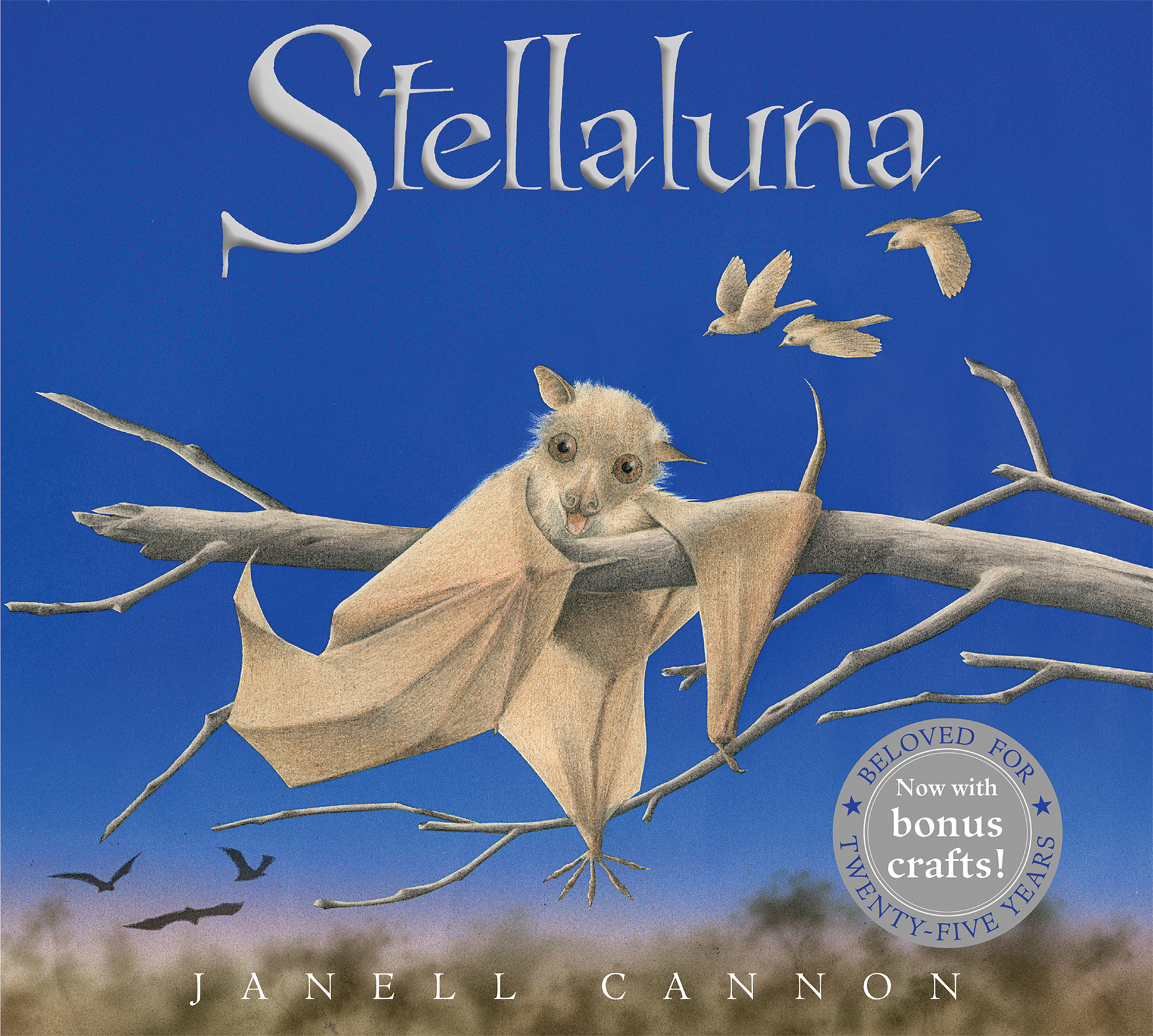 Stellaluna 25th Anniversary Edition-9780544874350