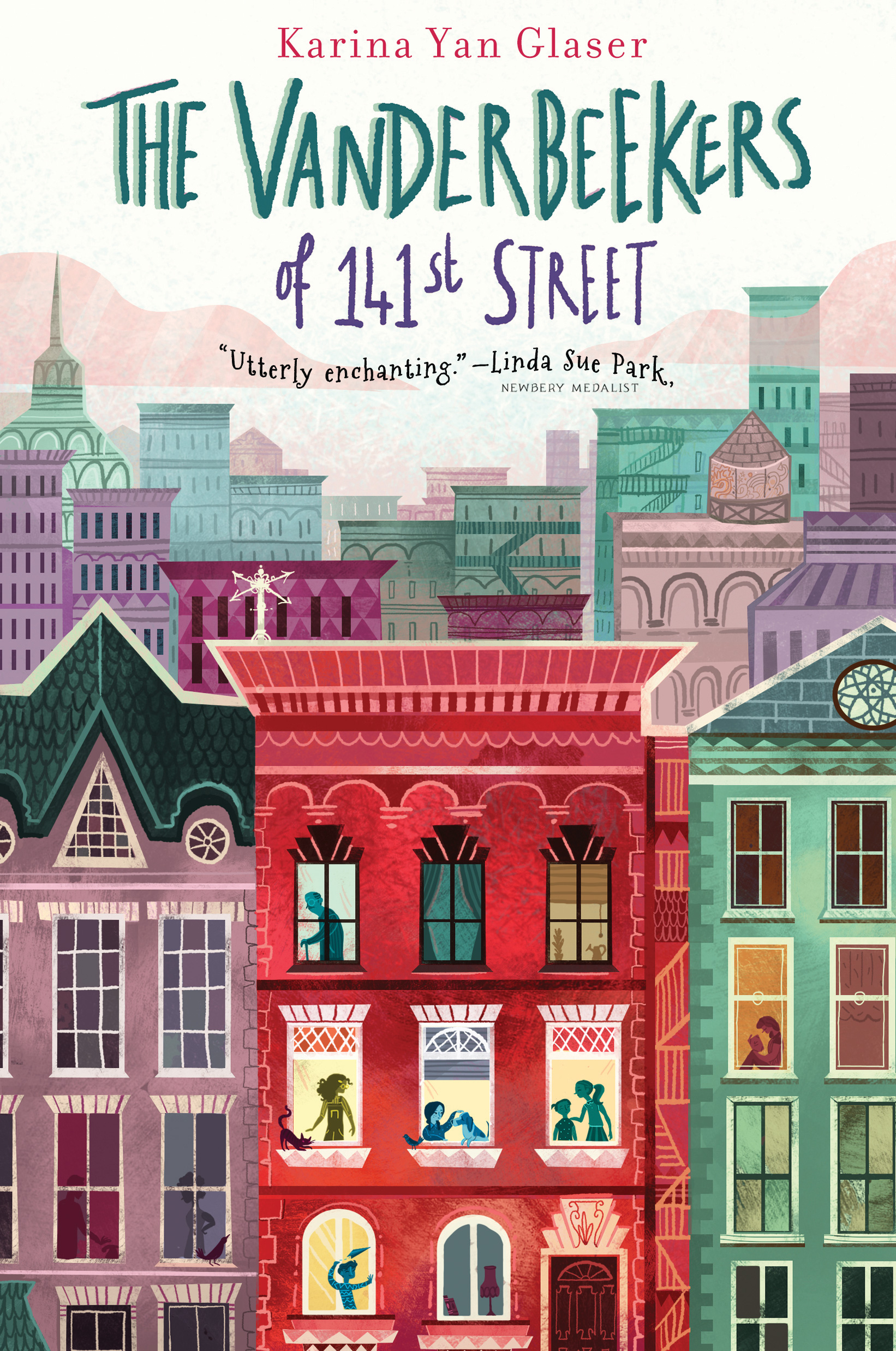 The Vanderbeekers of 141st Street-9780544876392