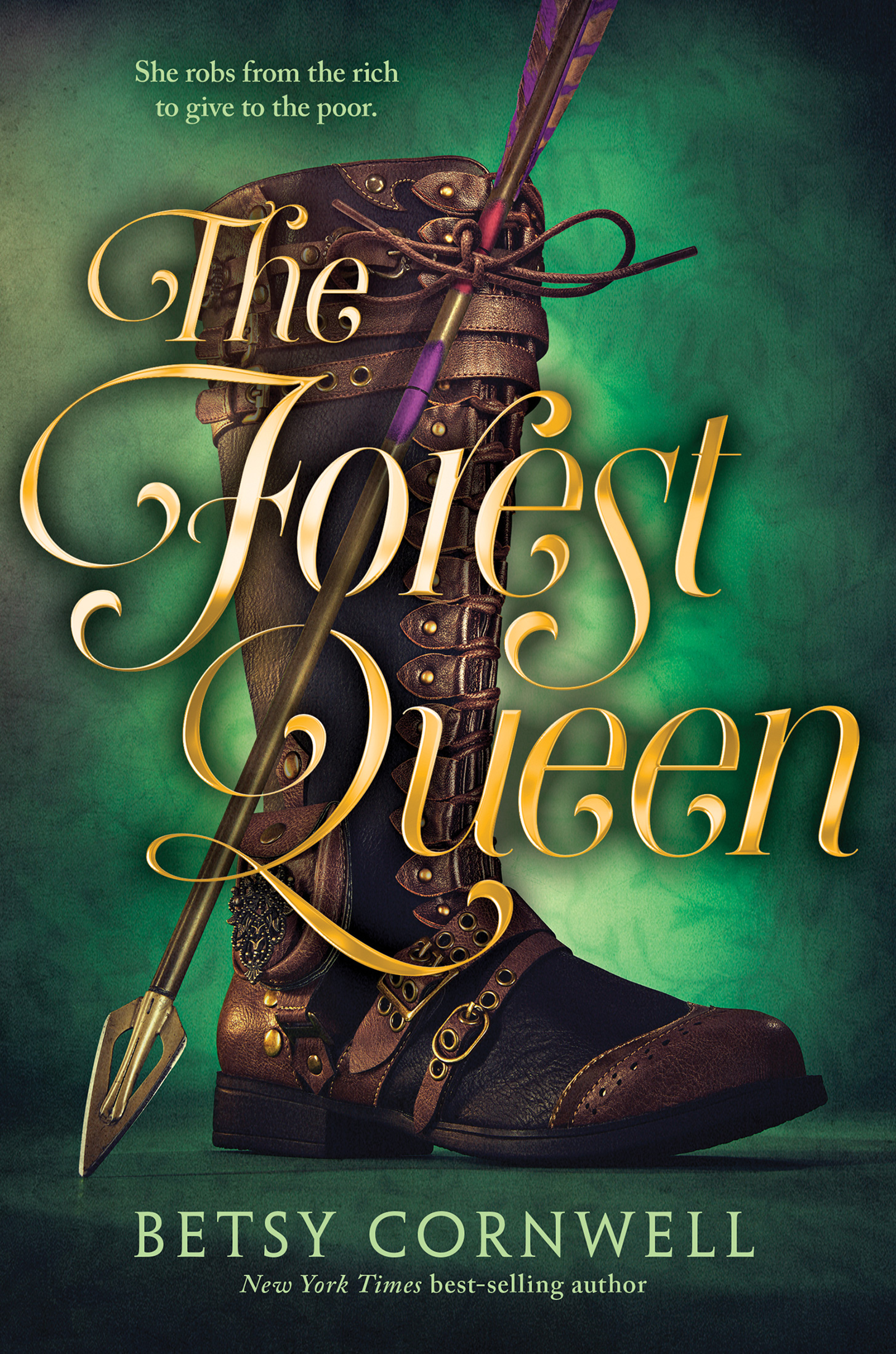 The Forest Queen-9780544888197