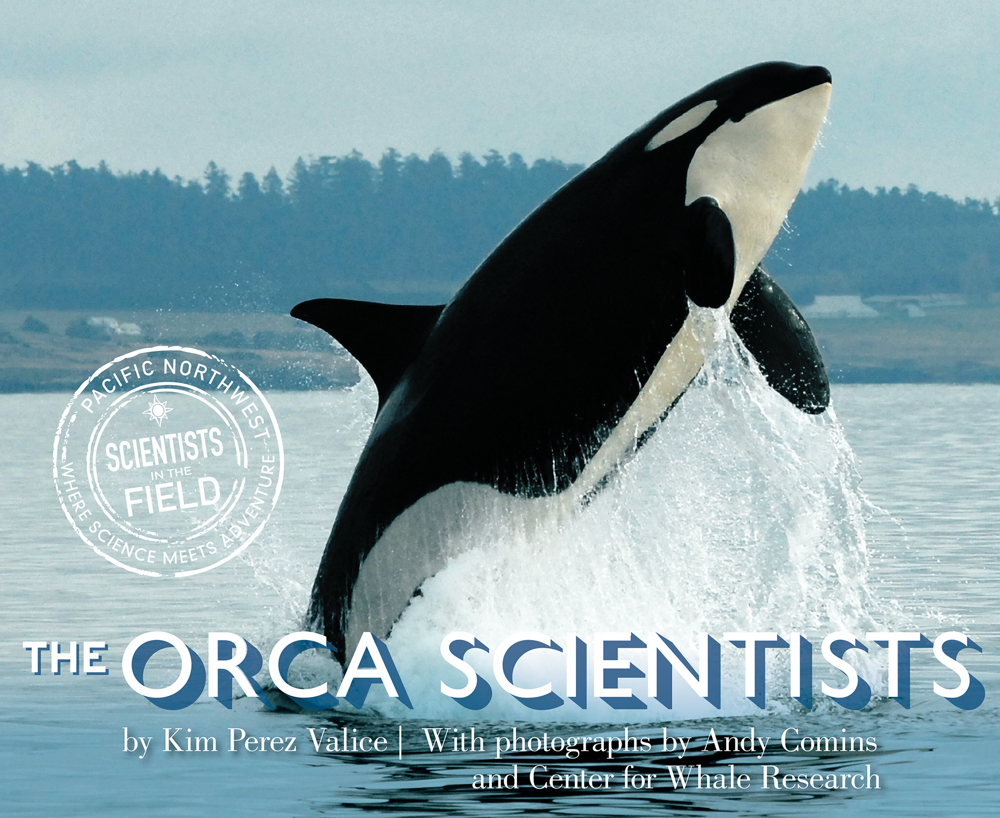 The Orca Scientists-9780544898264