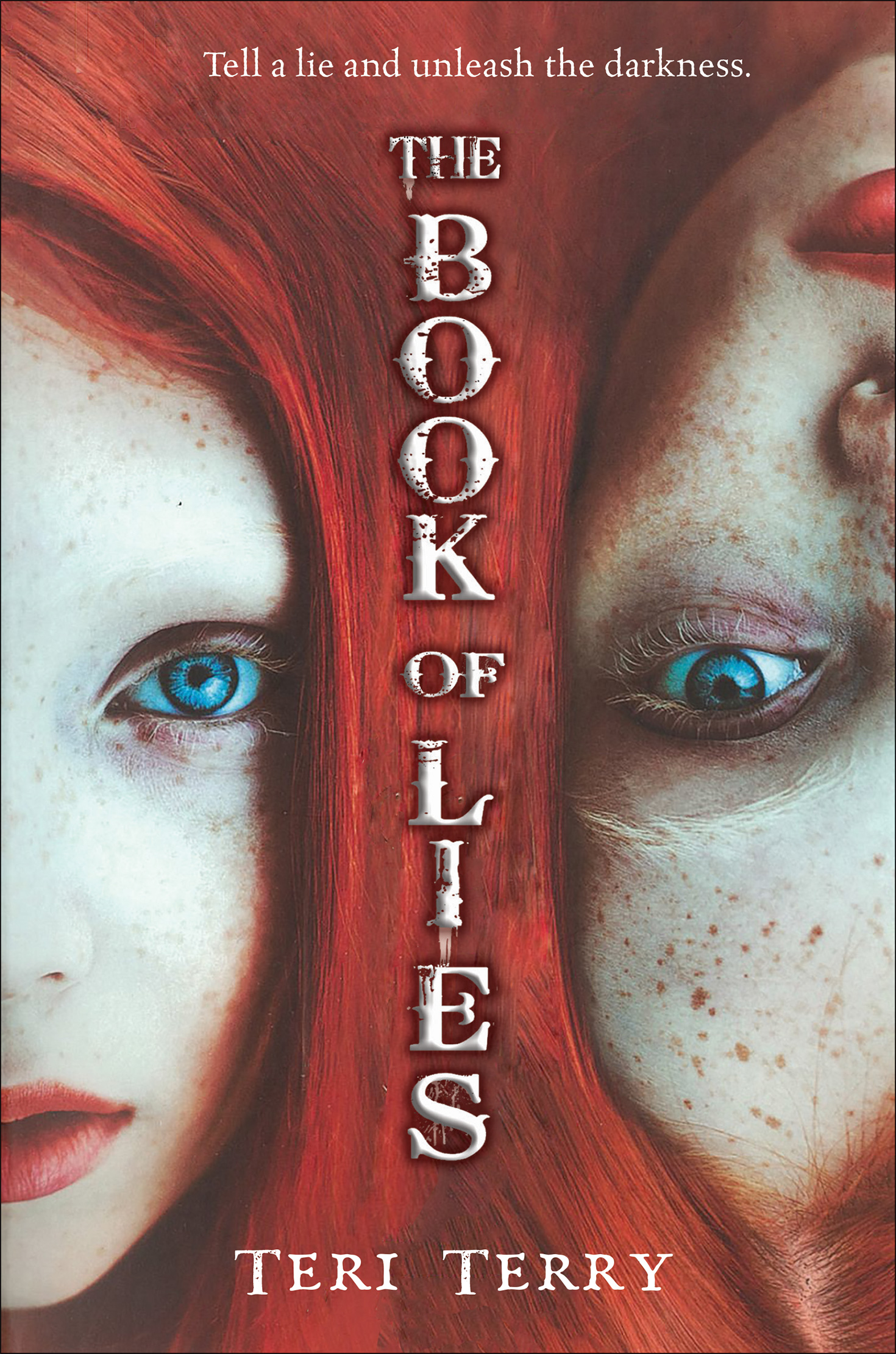 The Book of Lies-9780544900486