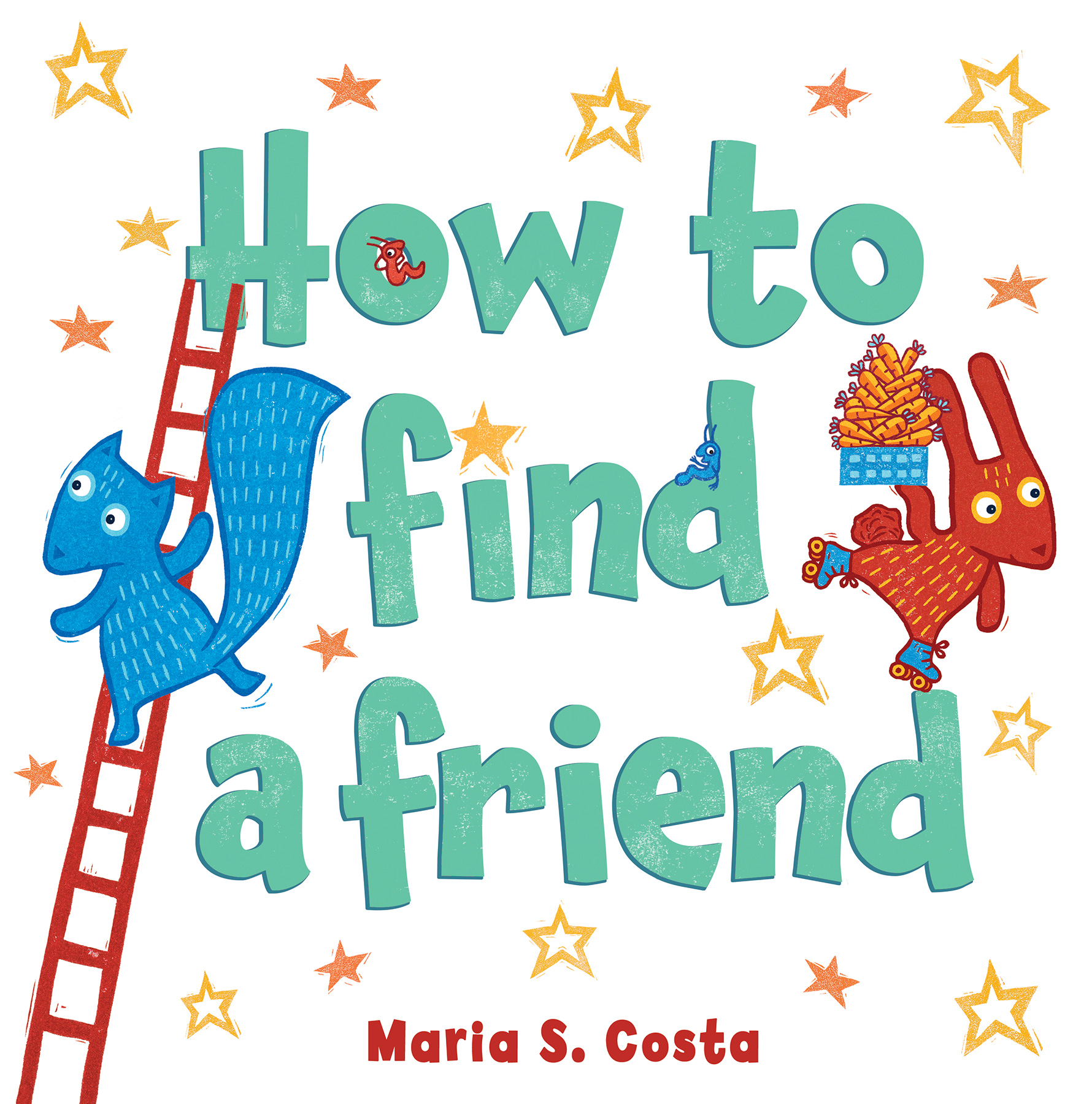 How to Find a Friend-9780544926783