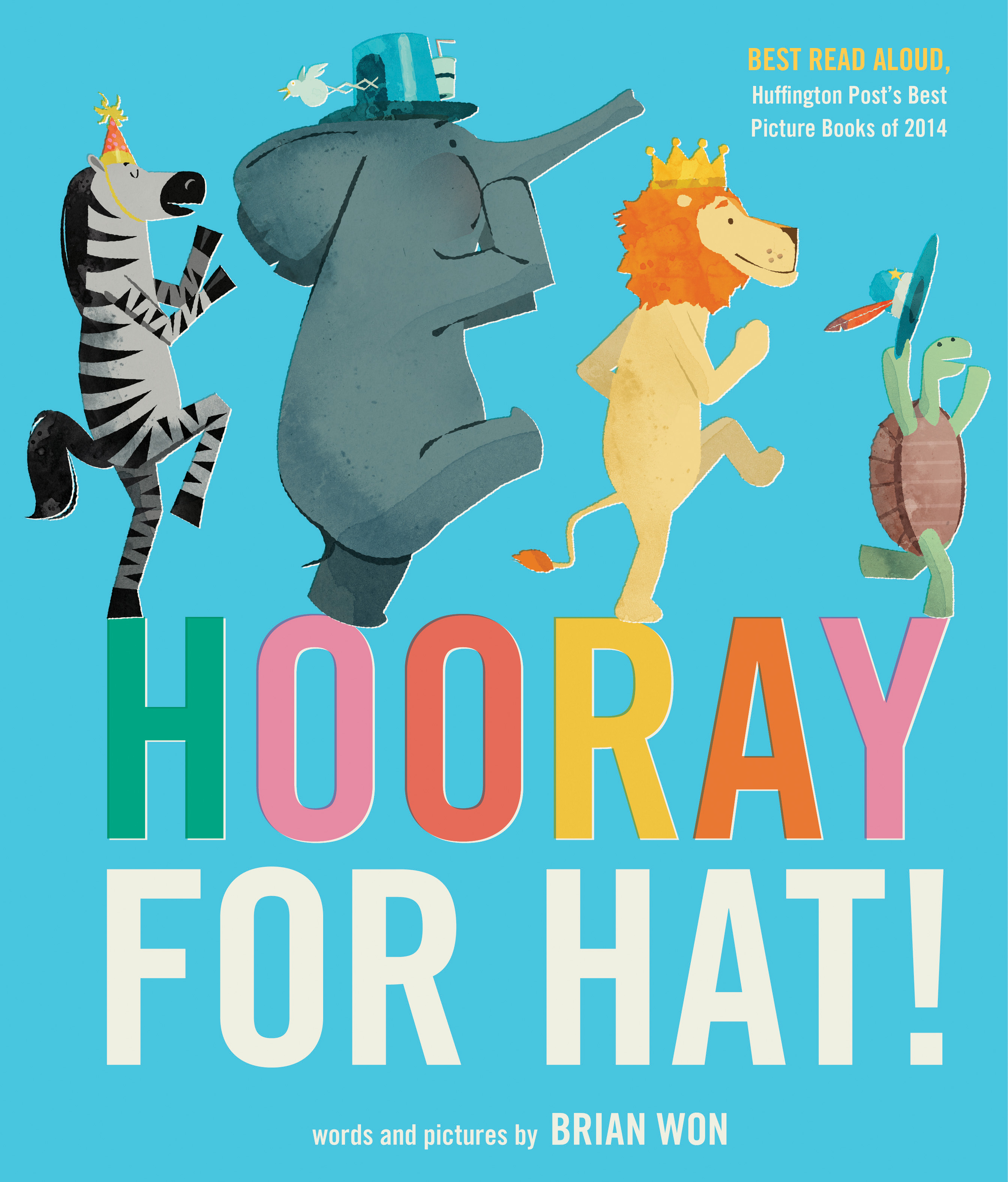 Hooray for Hat!-9780544930636