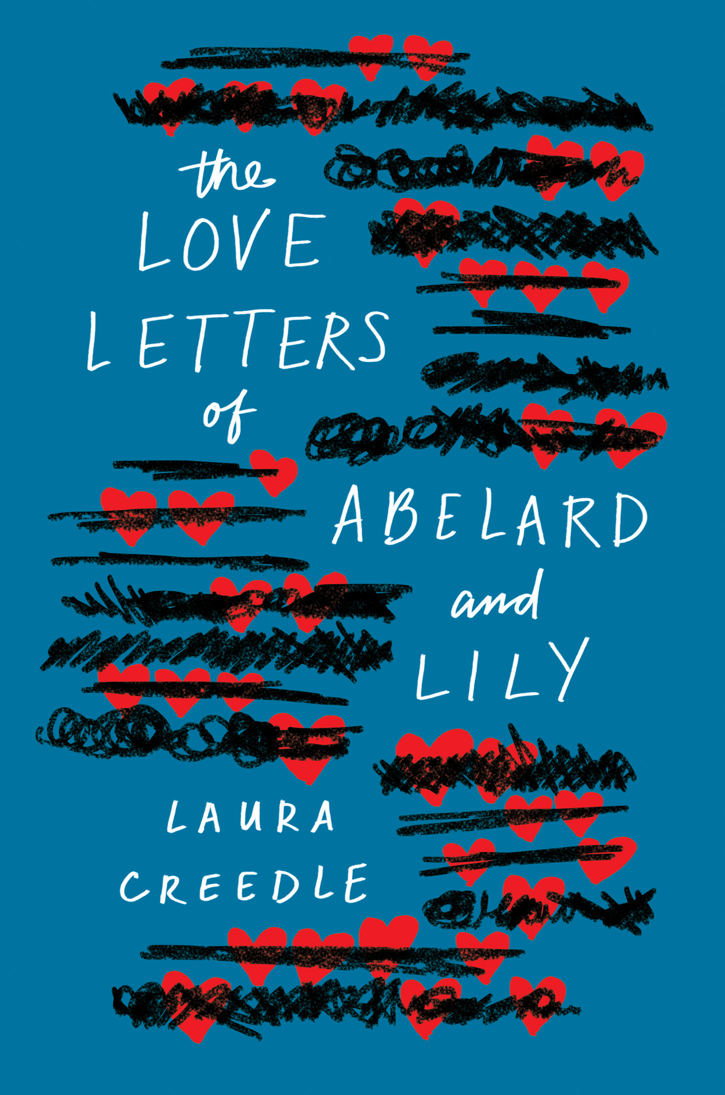The Love Letters of Abelard and Lily-9780544932050