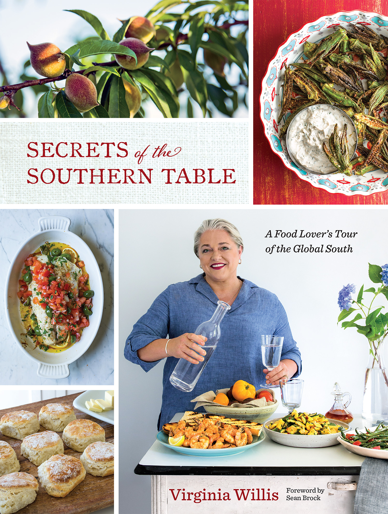 Secrets of the Southern Table-9780544932548