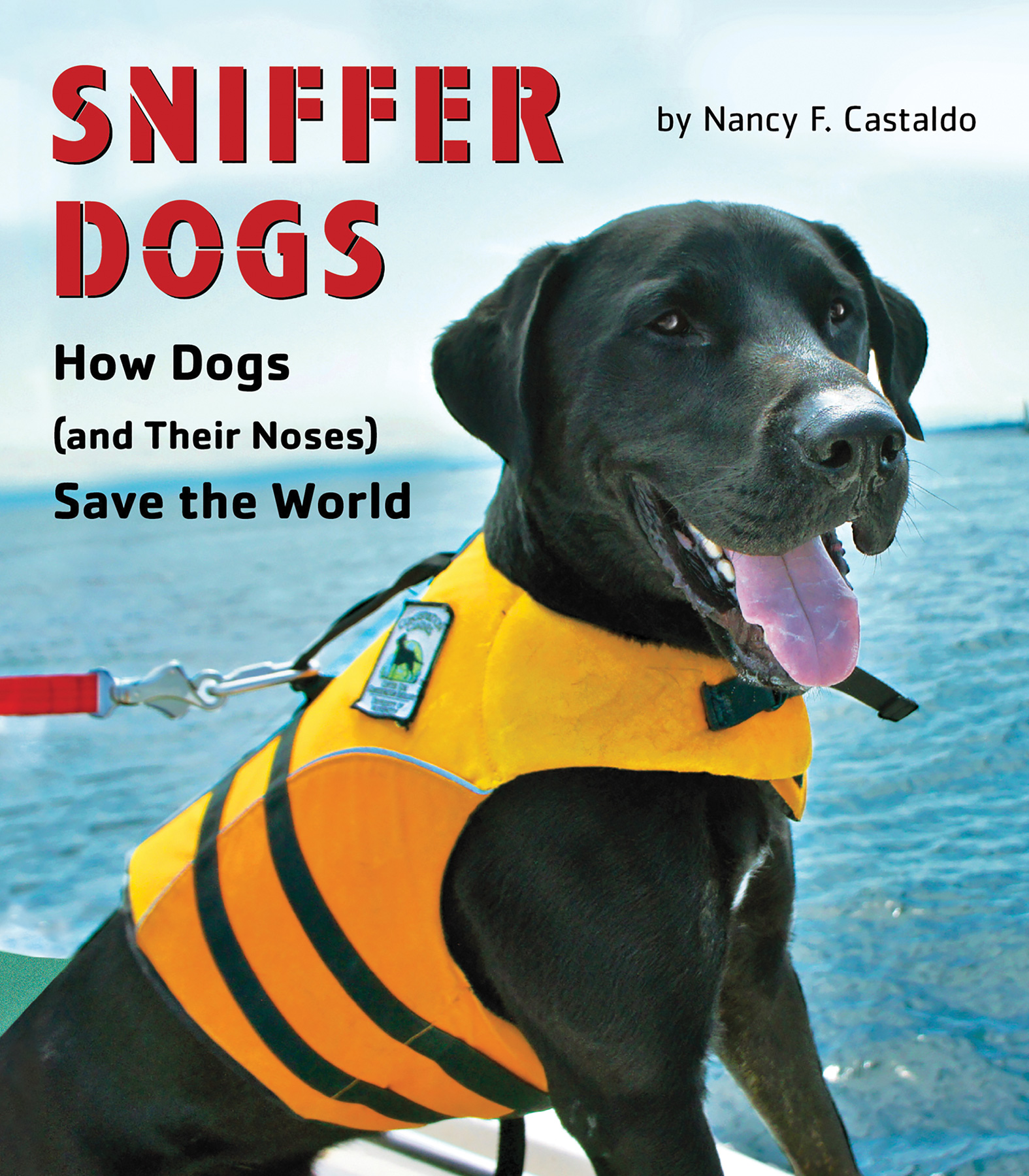 Sniffer Dogs-9780544932593