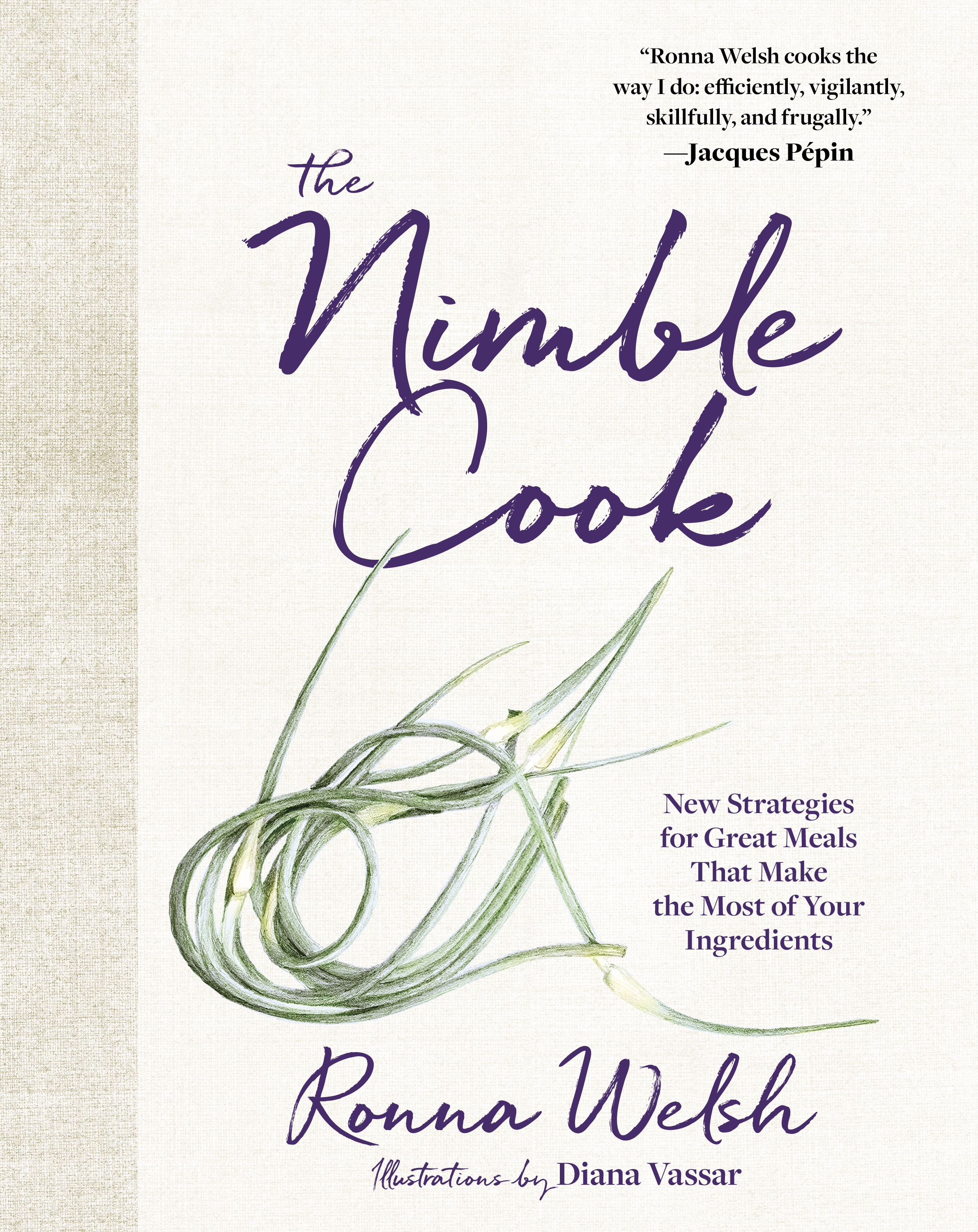 The Nimble Cook-9780544935501