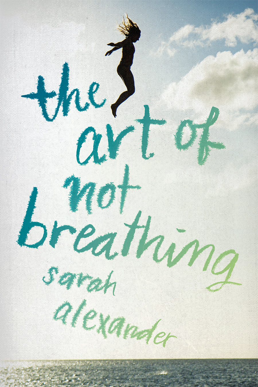 The Art of Not Breathing-9780544936874