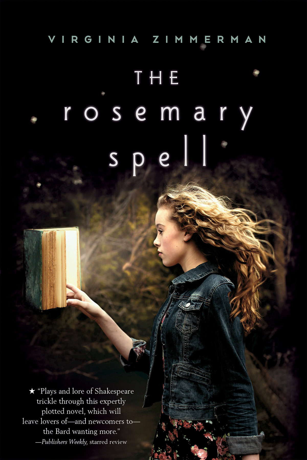 The Rosemary Spell-9780544936997