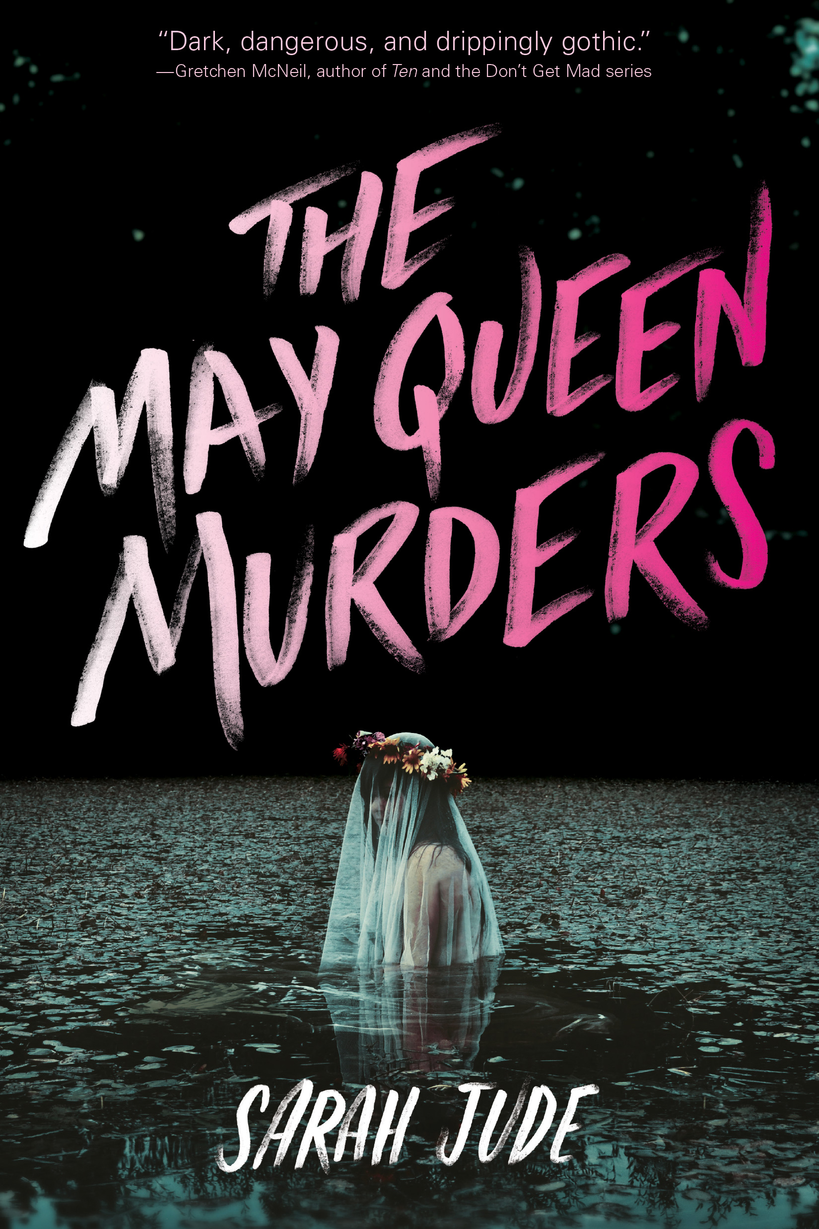 The May Queen Murders-9780544937253