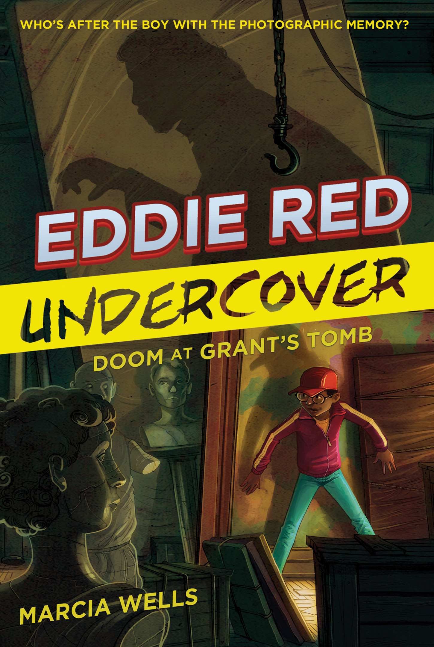 Eddie Red Undercover: Doom at Grant's Tomb-9780544937338