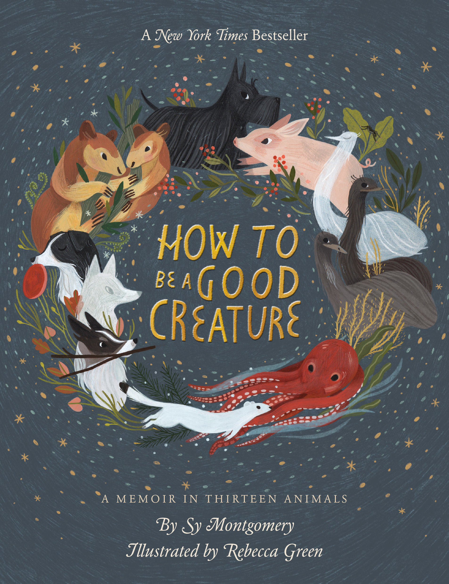 How to Be a Good Creature-9780544938328