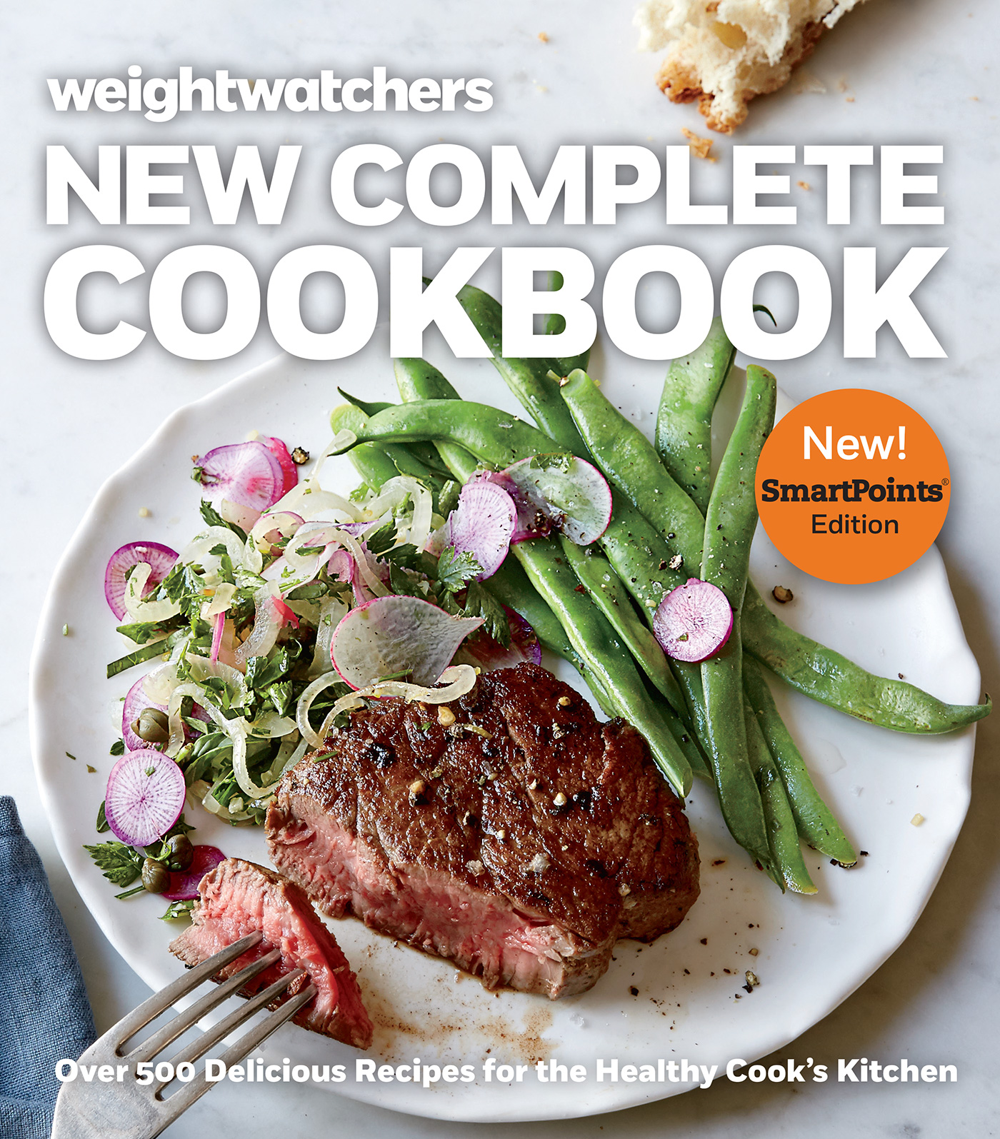 Weight Watchers New Complete Cookbook, SmartPoints™ Edition-9780544940758
