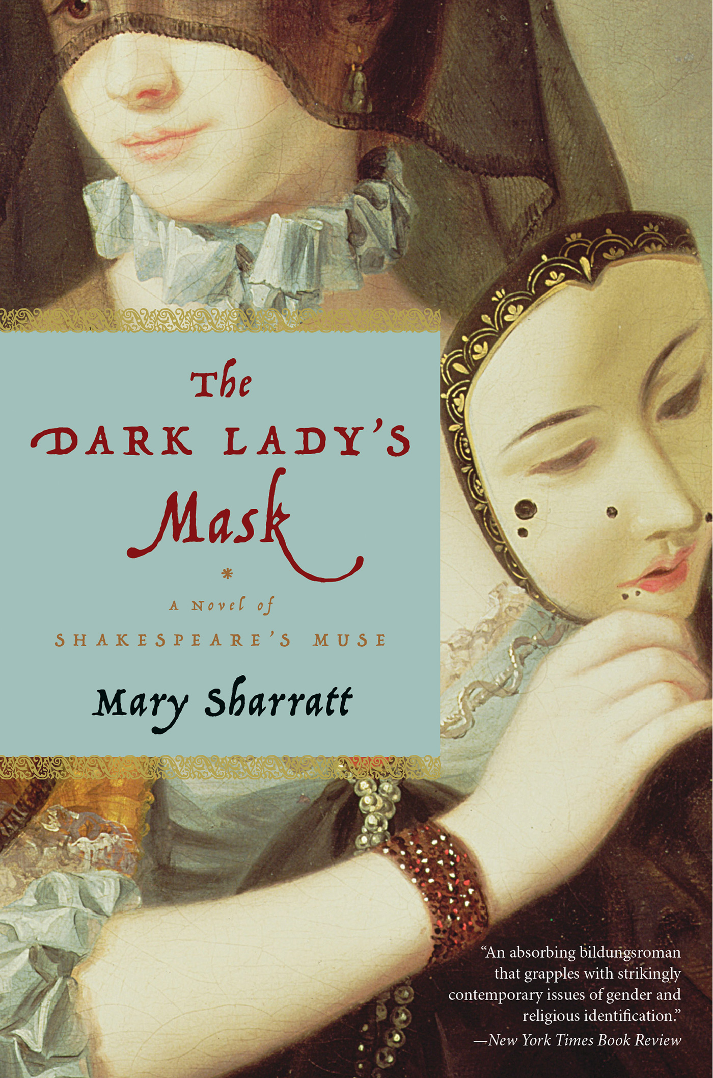 The Dark Lady's Mask-9780544944442