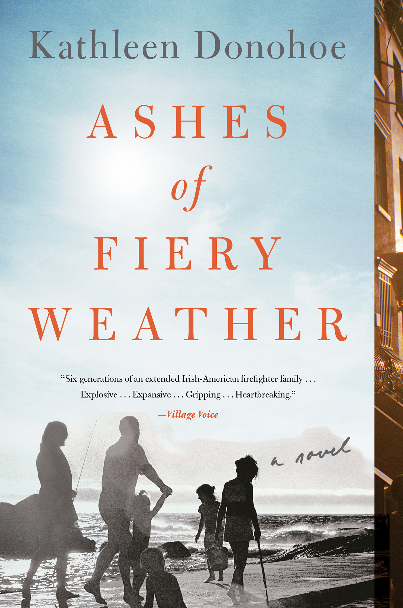 Ashes of Fiery Weather-9780544944794