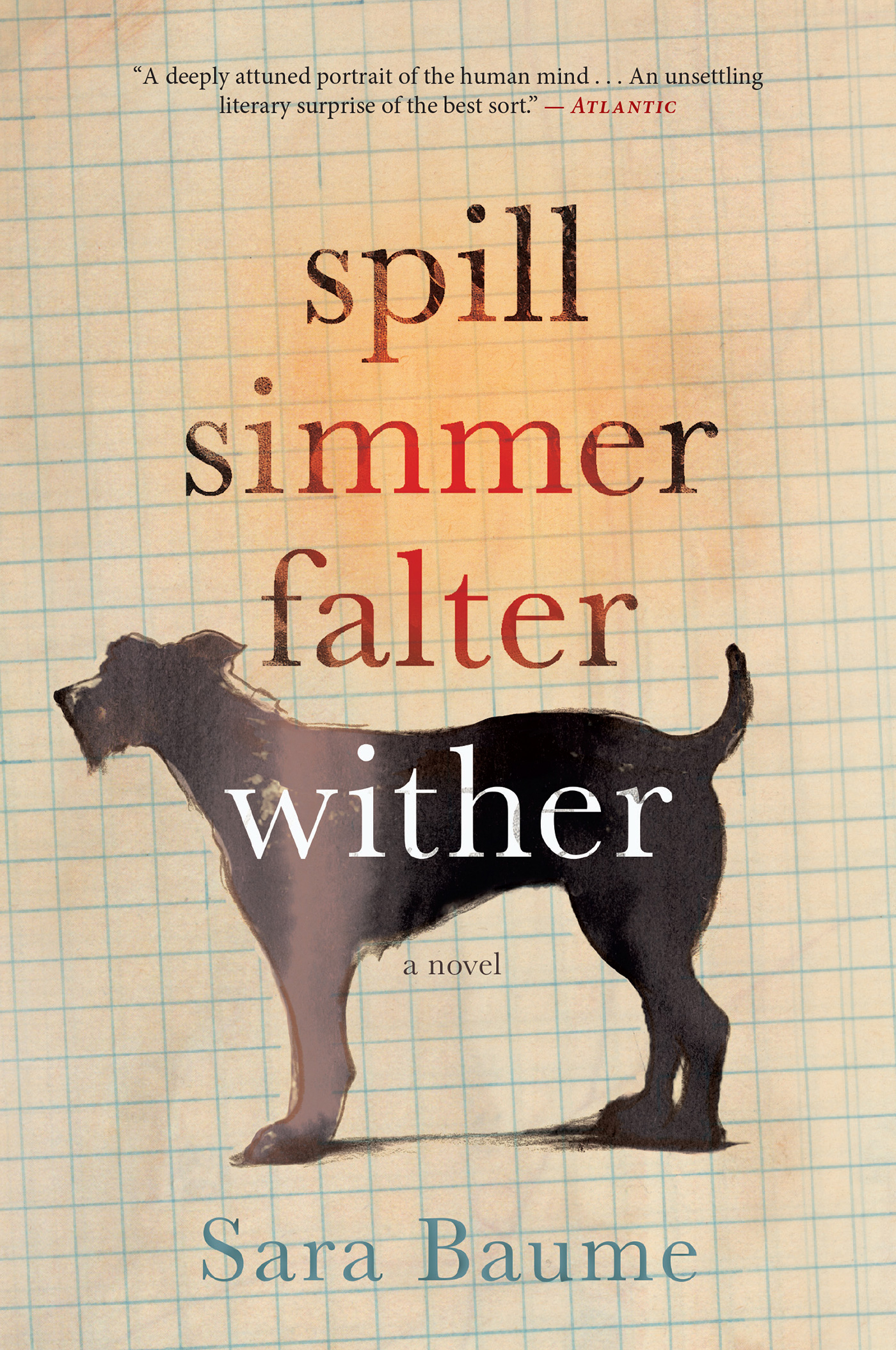 Spill Simmer Falter Wither-9780544954618