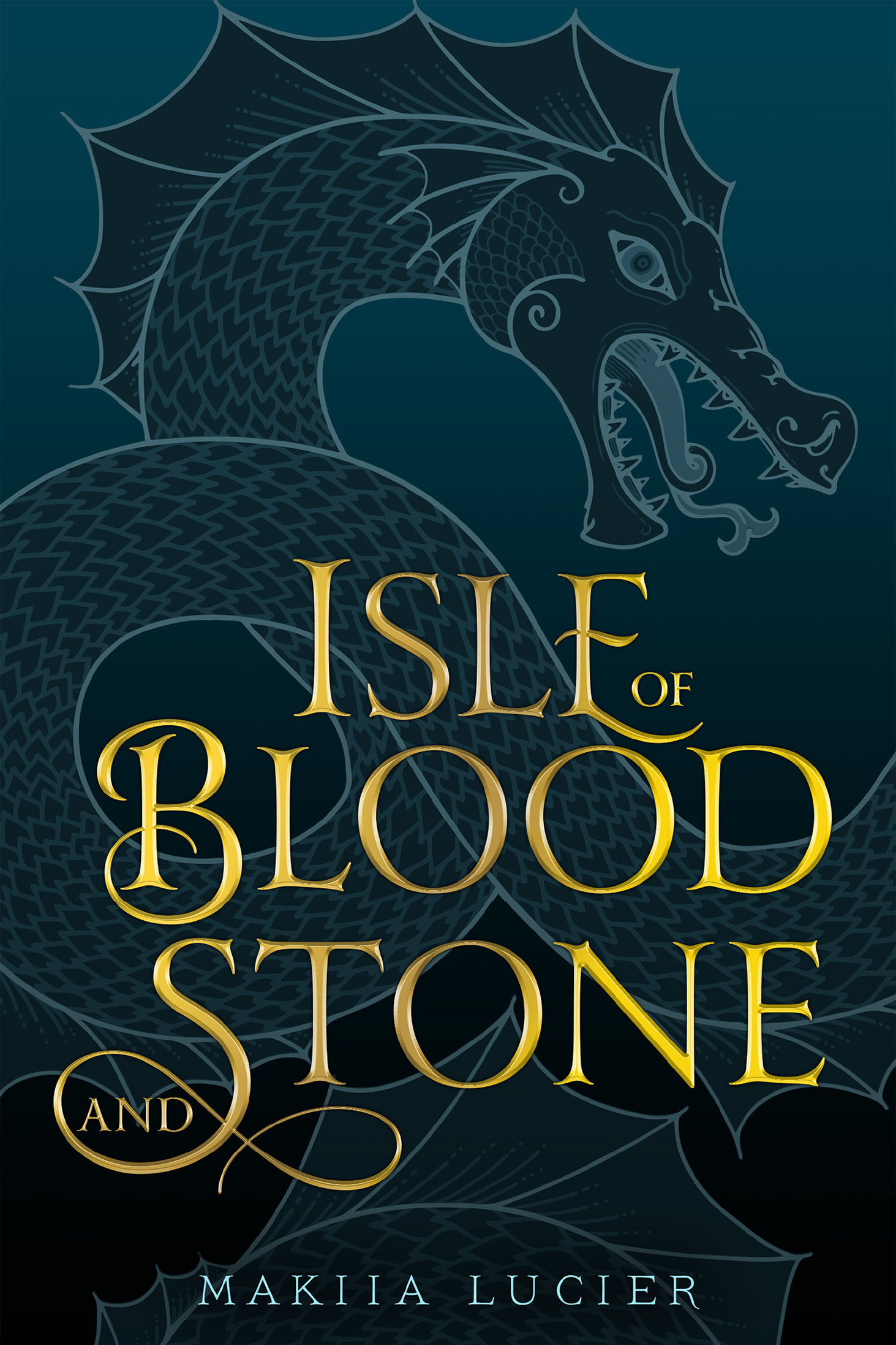 Isle of Blood and Stone-9780544968578