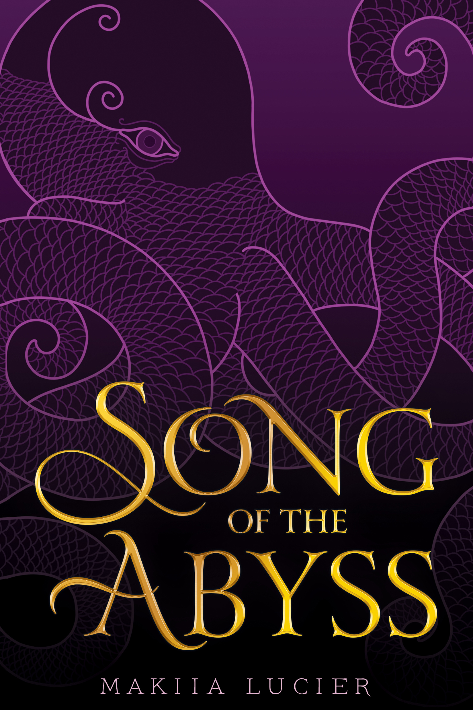 Song of the Abyss-9780544968585