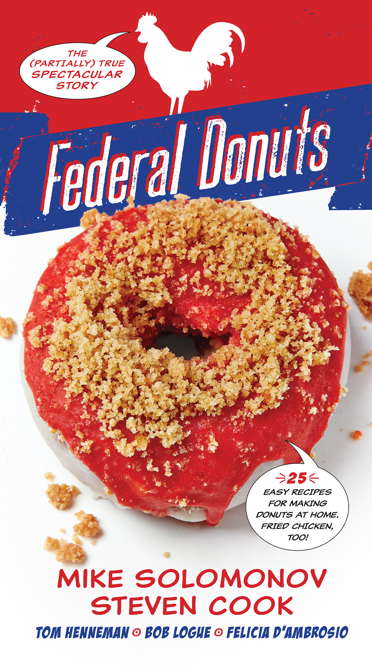 Federal Donuts-9780544969049